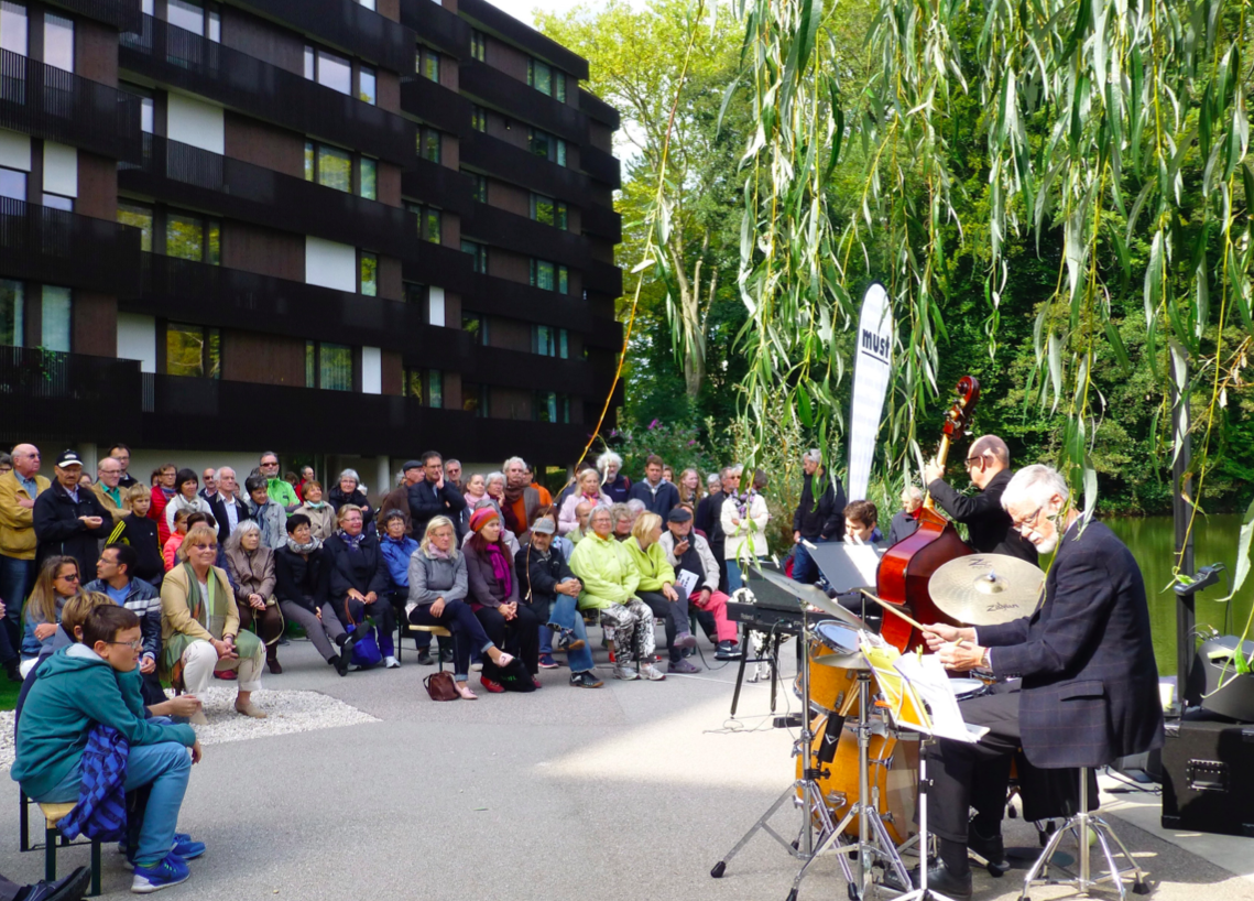Herbstevent - Musik am Wasser, ein Herbstevent von must 2015