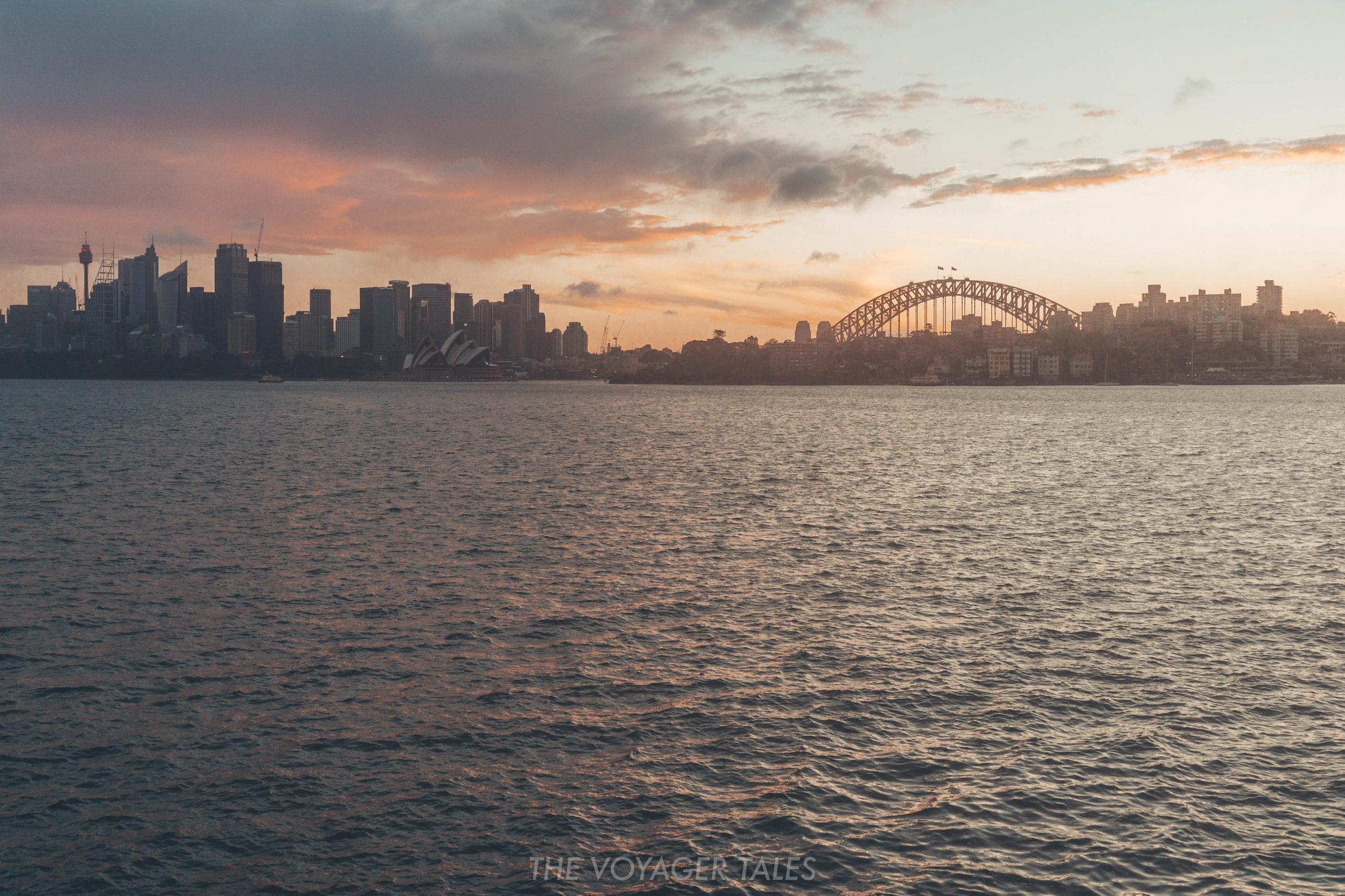 Australia landing page image