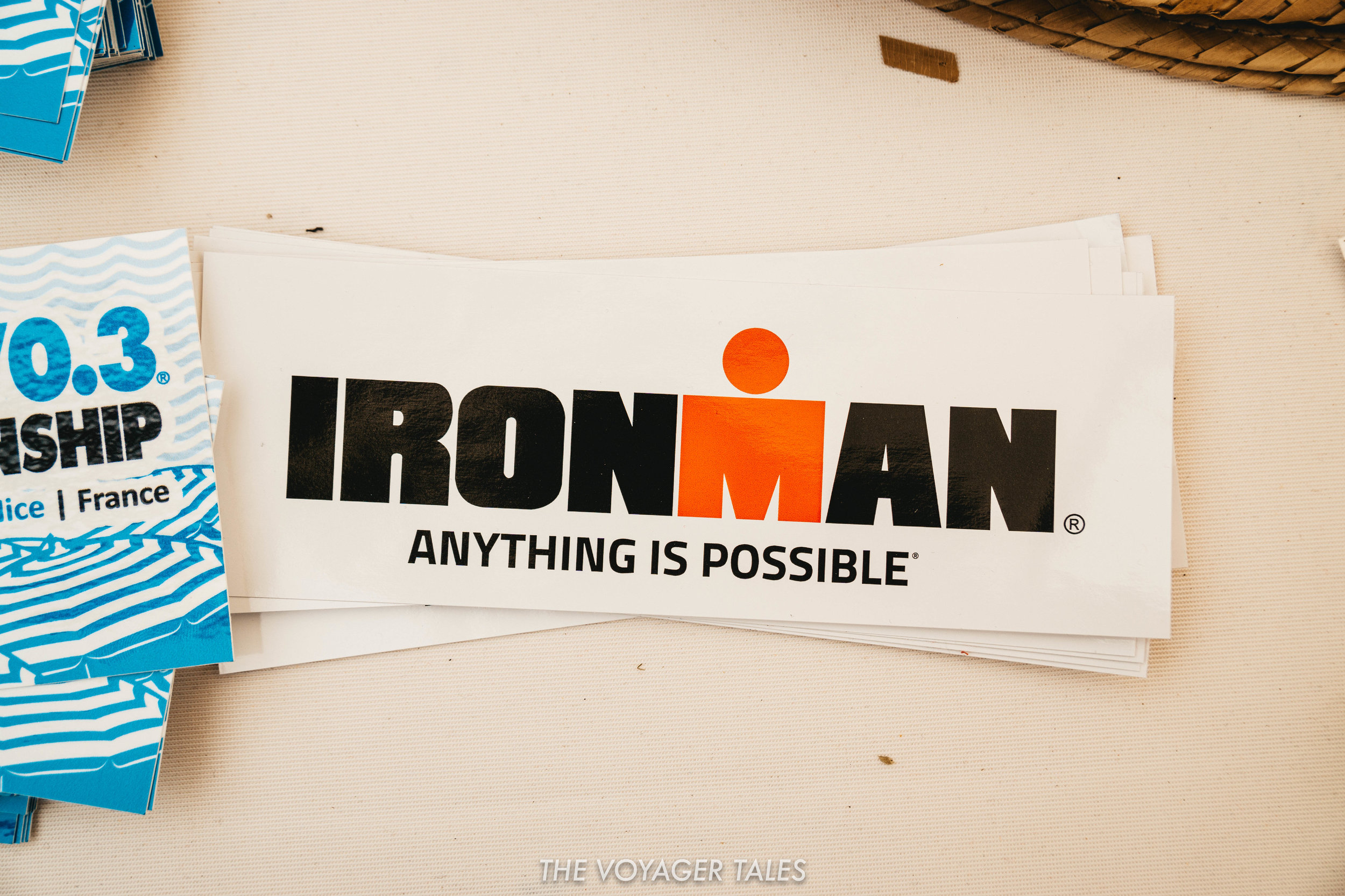 Ironman world championships, Nice