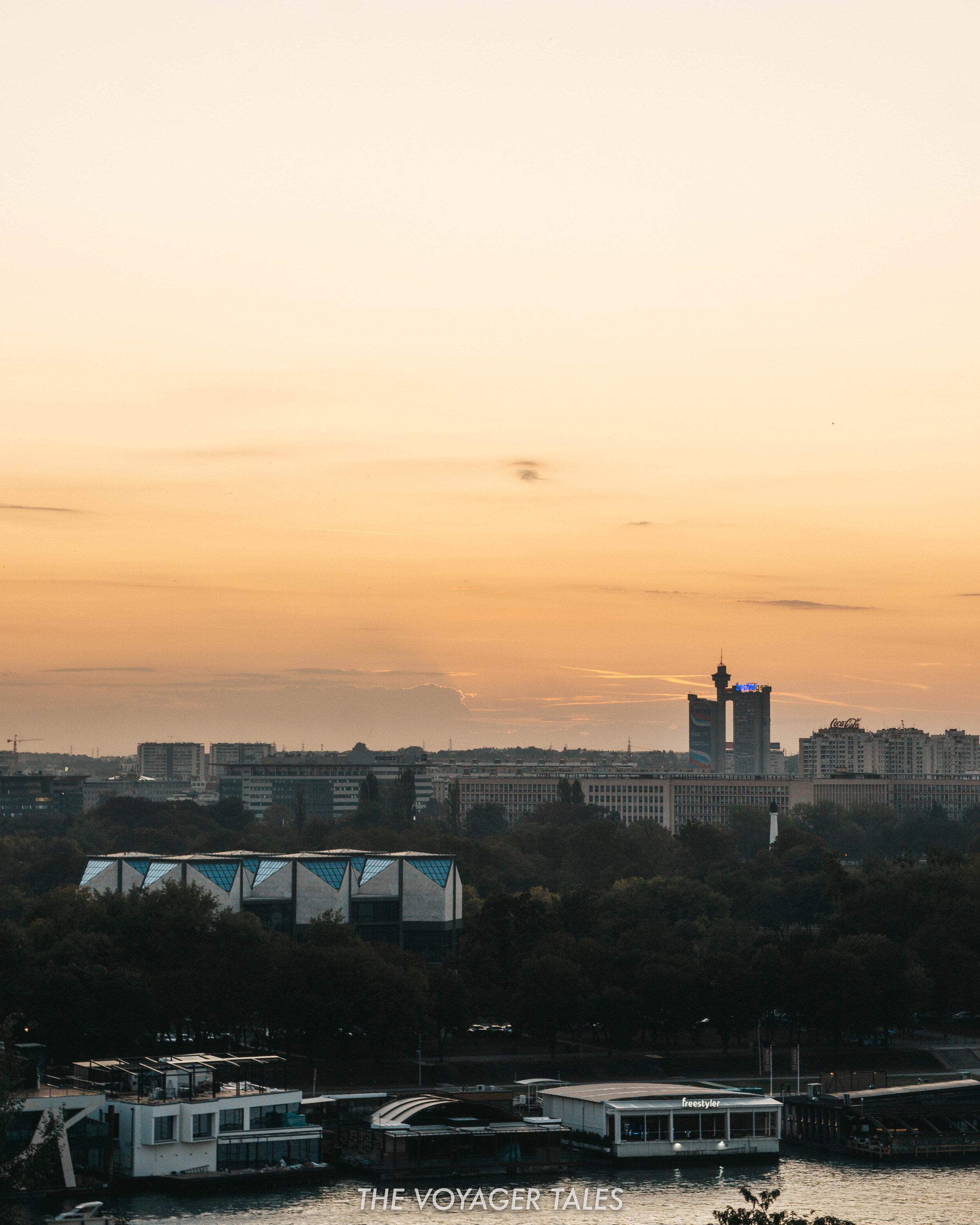 Sunset over Belgrade.jpg