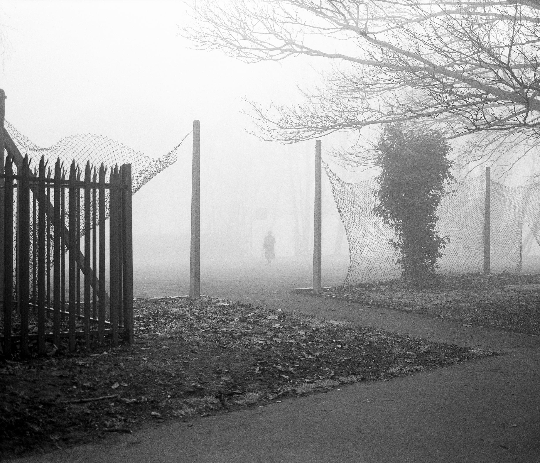 Mañana de niebla, Leeds