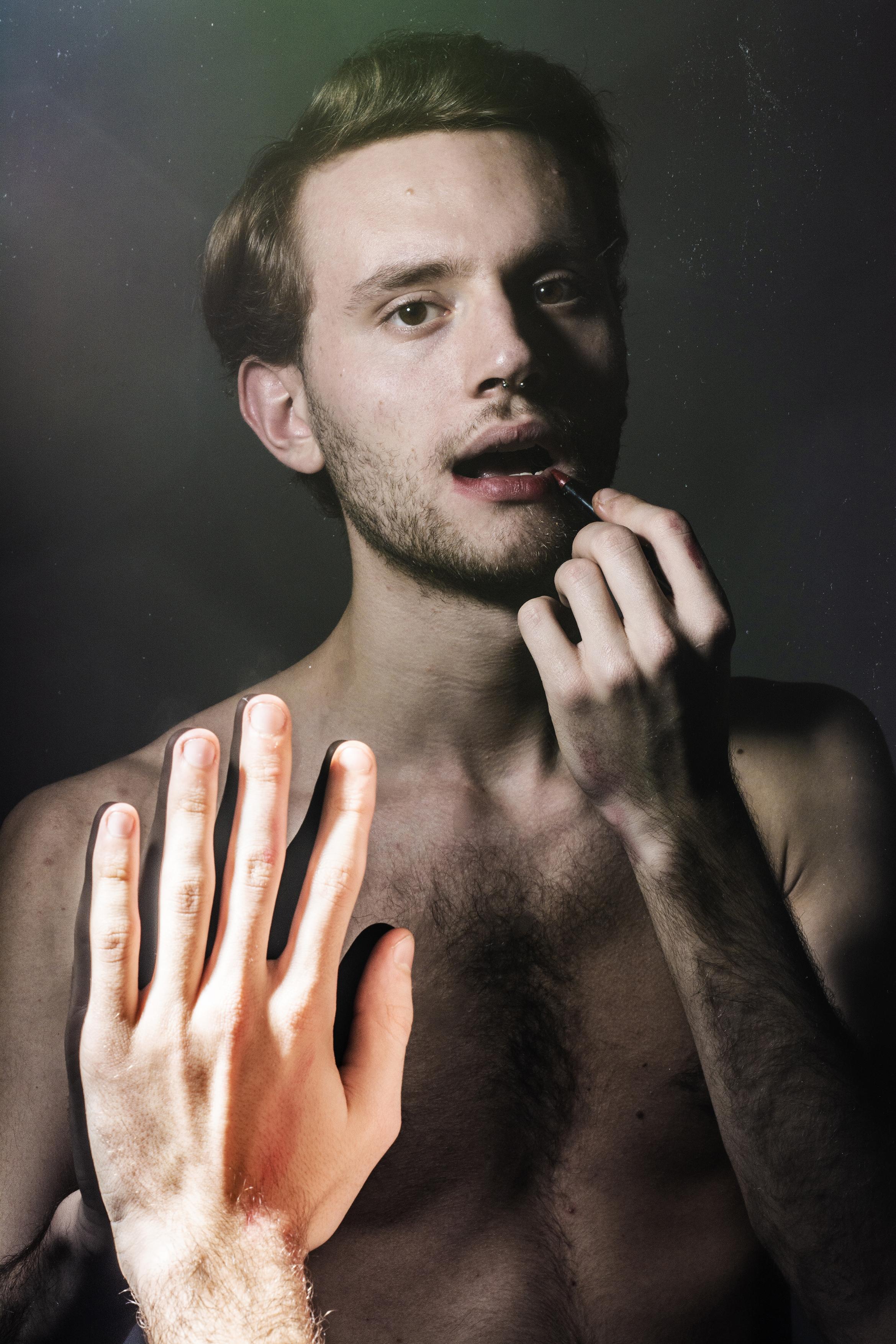 Mattia Eusepi en 'Retratos del Futuro en el Presente'