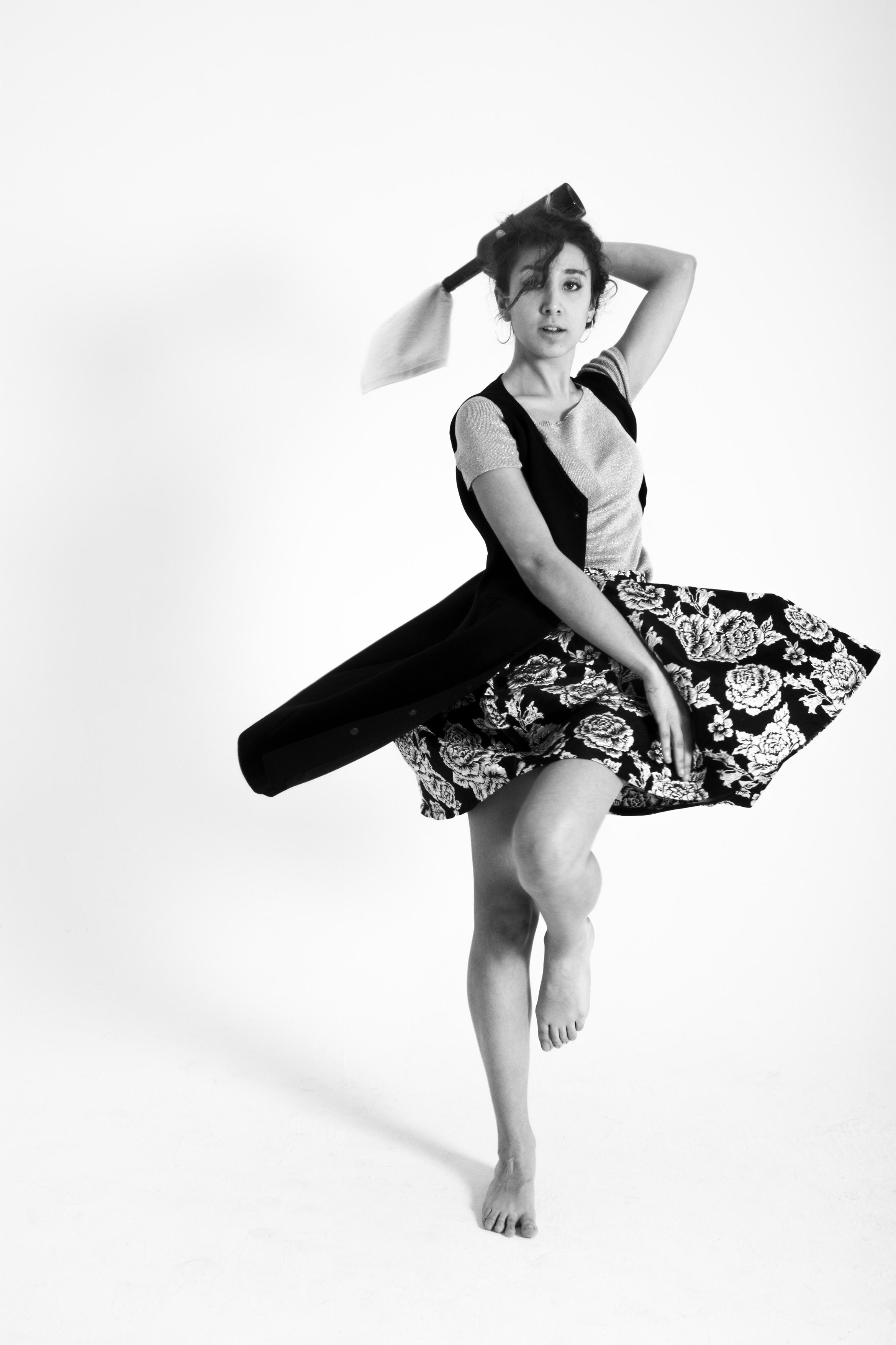 Alexandra Visone en 'Retratos del Futuro en el Presente'