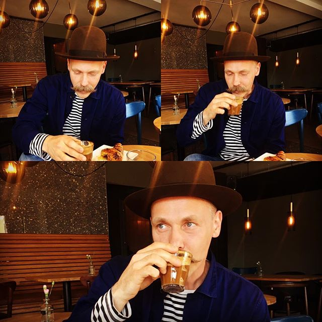 Gör som @silow, nöj dig endast med stans bästa kaffe! #kaffebarbombon #happyeaster #gladpåsk