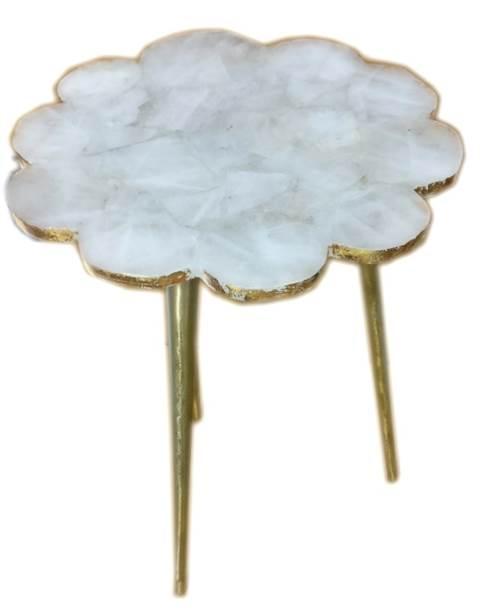White Quartz Table