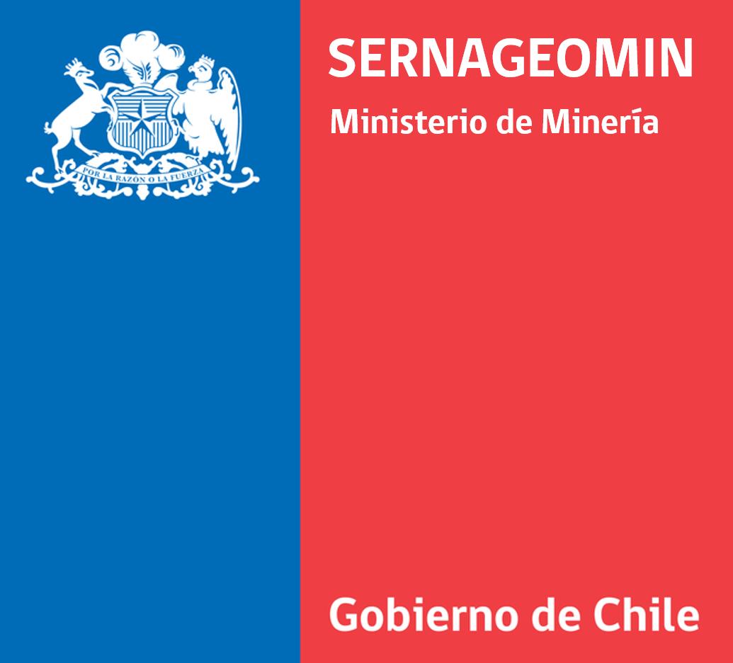 Logo Sernageomin  - CHile - Soporta