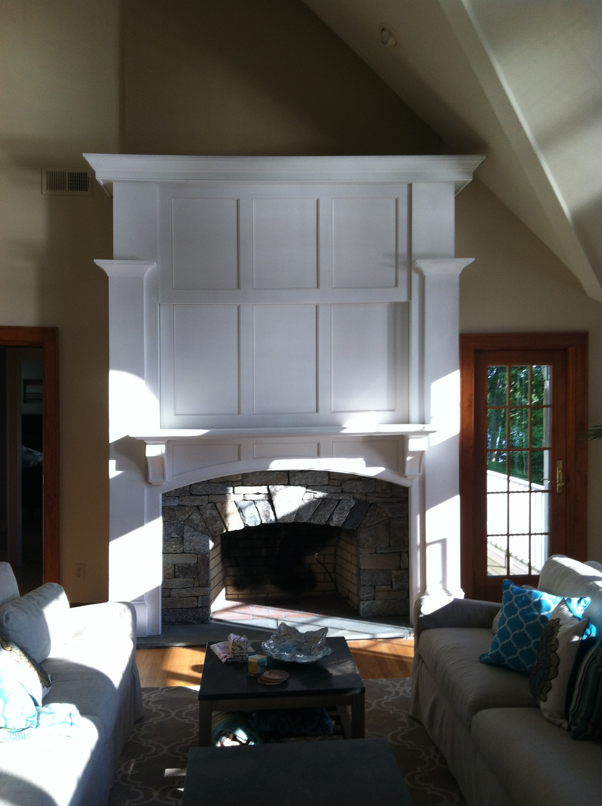 Fireplace Surround with Motorized Panel Lift 9.jpg