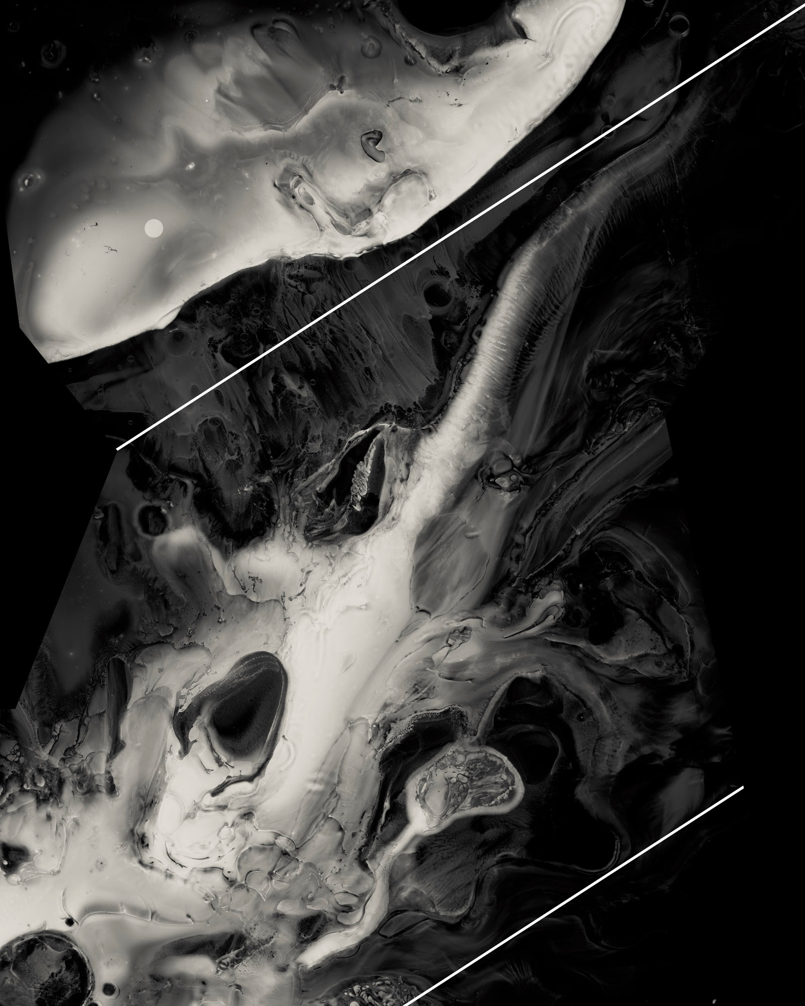 "William Mokrynski, ""Galactic Coordinates"" 2018"