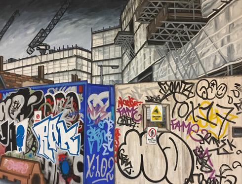 """CONSTRUCTIONS"" - Stephen Harwood"