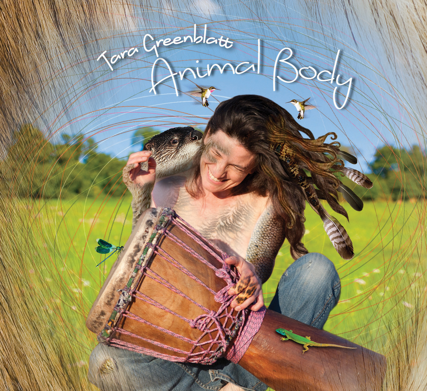 Animal Body CD