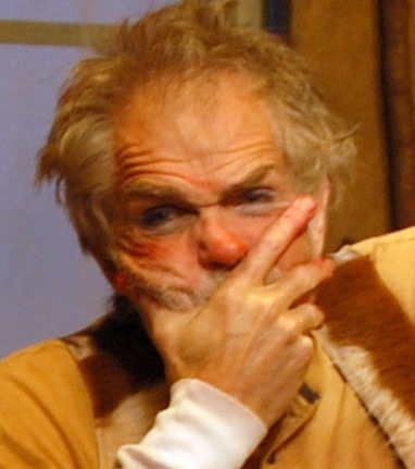Donny, in Martin McDonagh's  The Lieutenant of Inishmore.