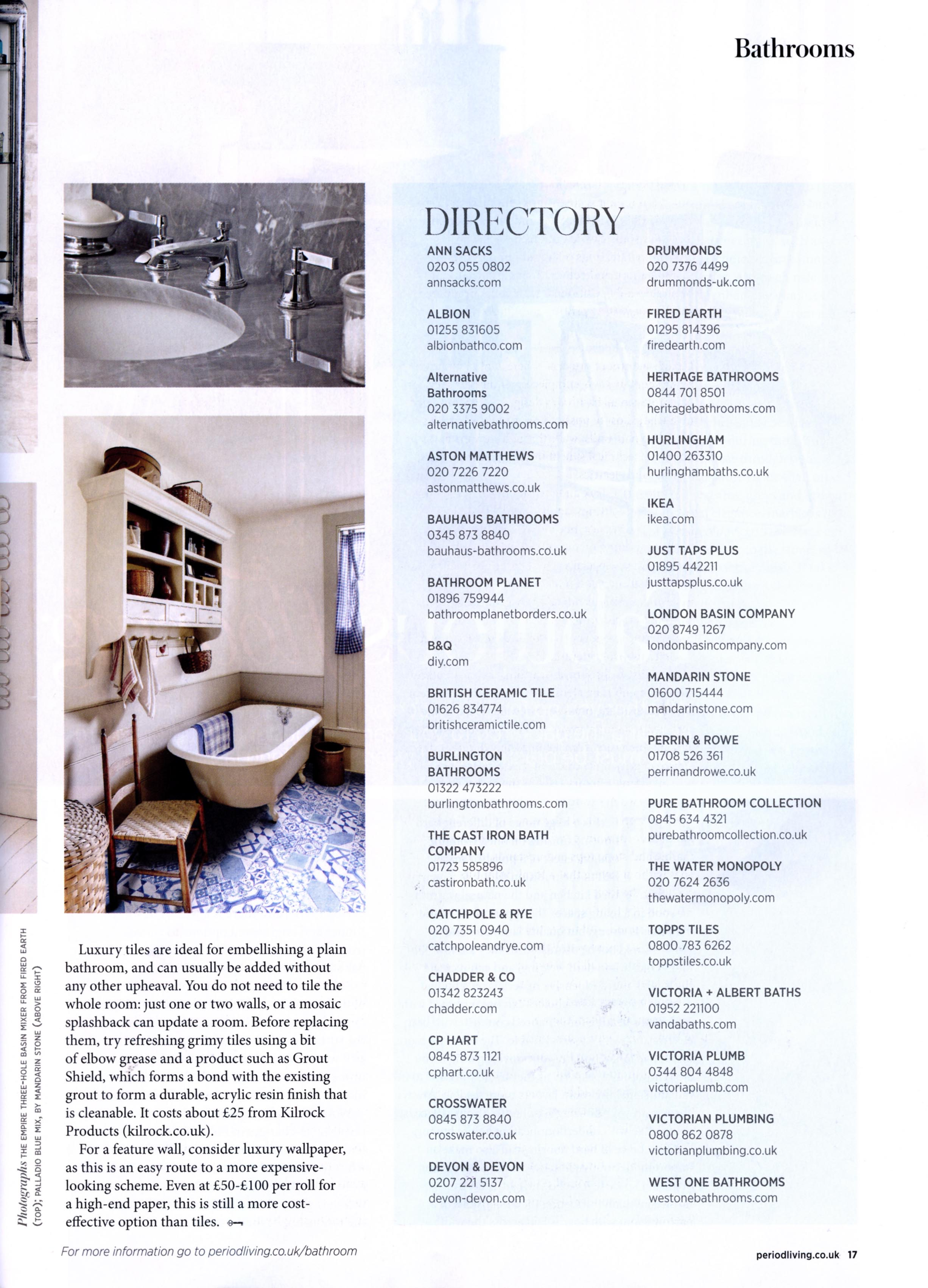Period Living March 2016 - Home Inspiration London Basin Co.jpg
