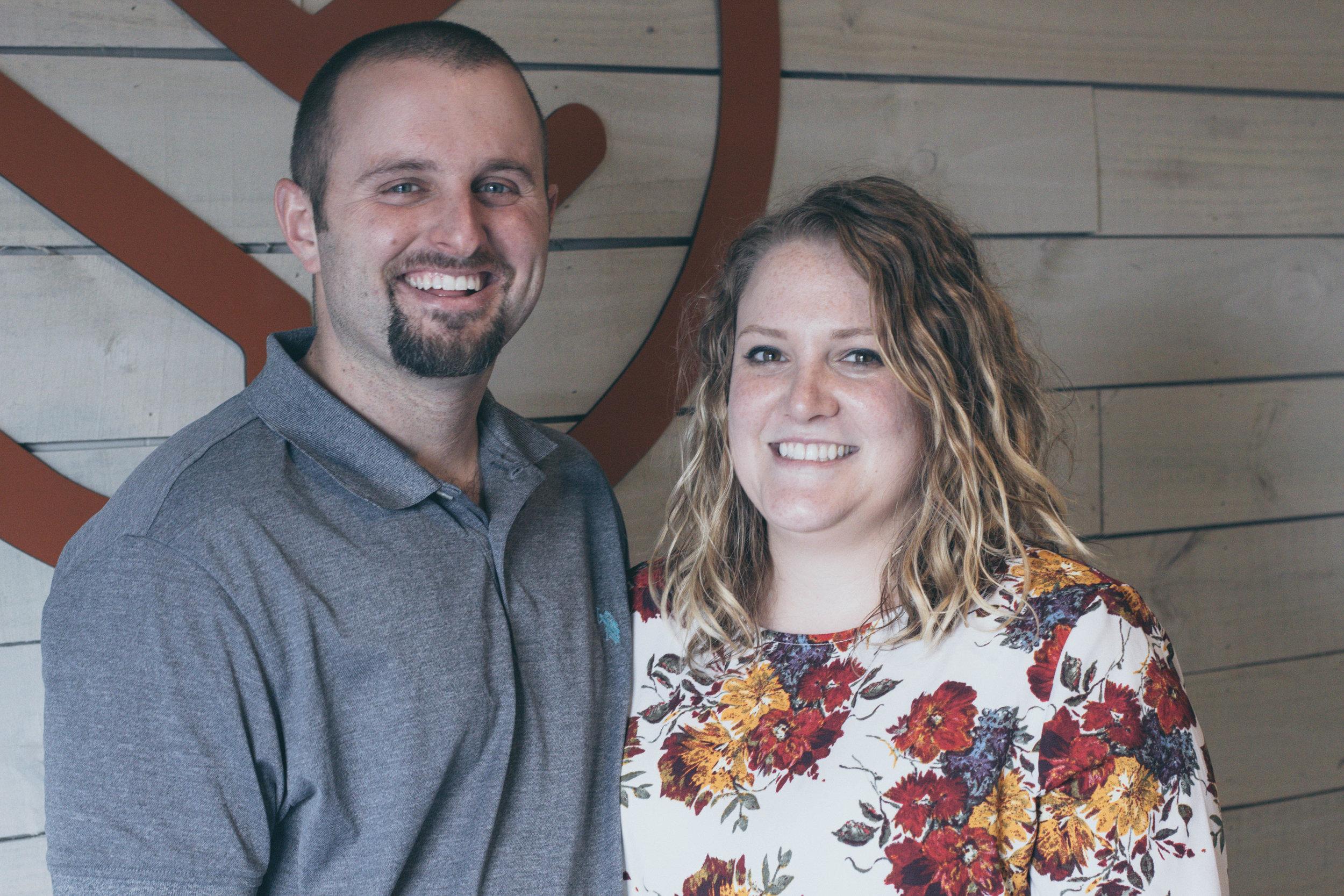 Chris + Lauren Bellard - Connections Pastors