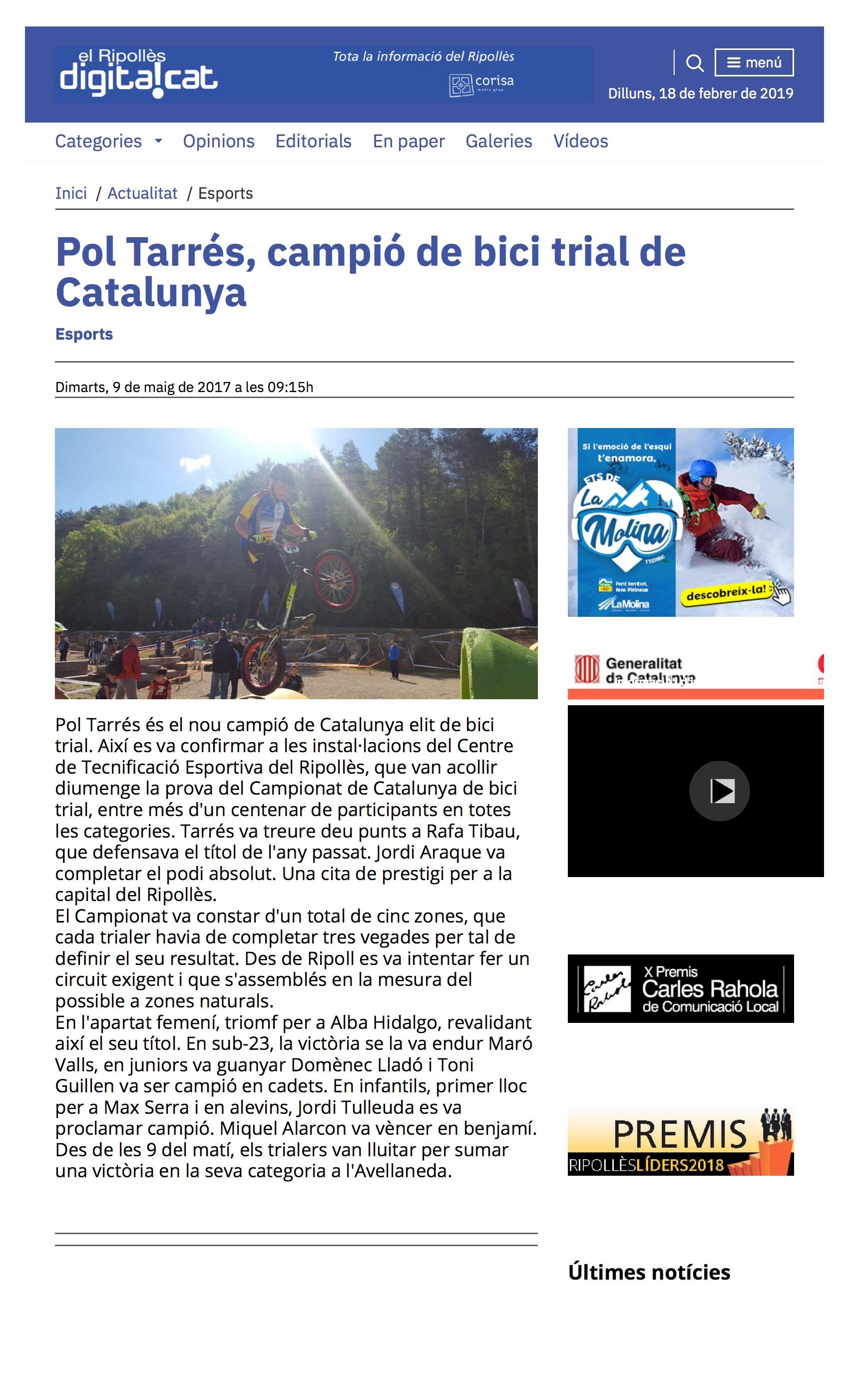 2017-5-9 Pol Tarrés, campió de bici trial de Catalunya - Ripollès Digital 5.jpeg