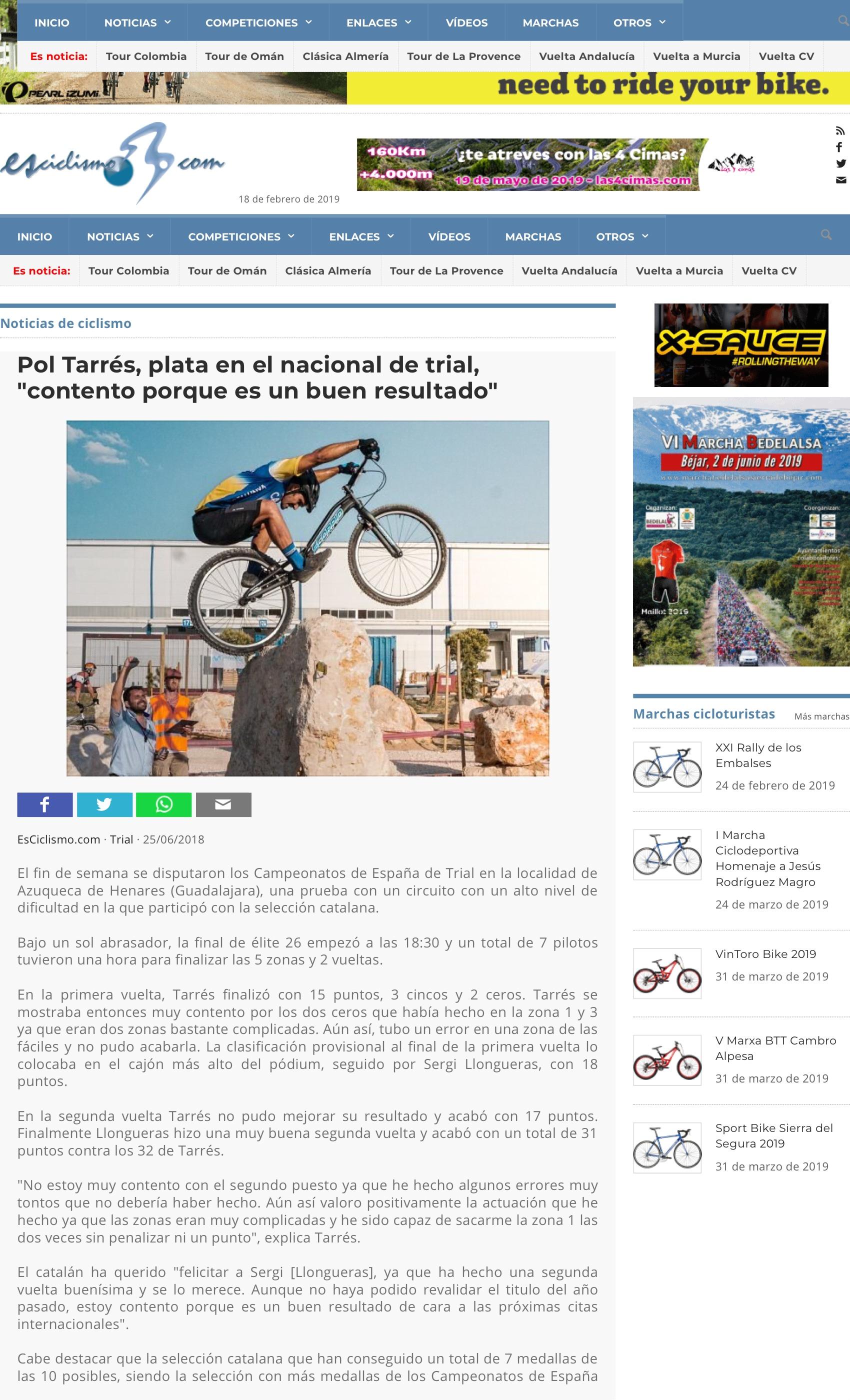 2018-6-25 Pol Tarrés, plata en el nacional de trial, _contento porque es un buen resultado_ 2.jpeg