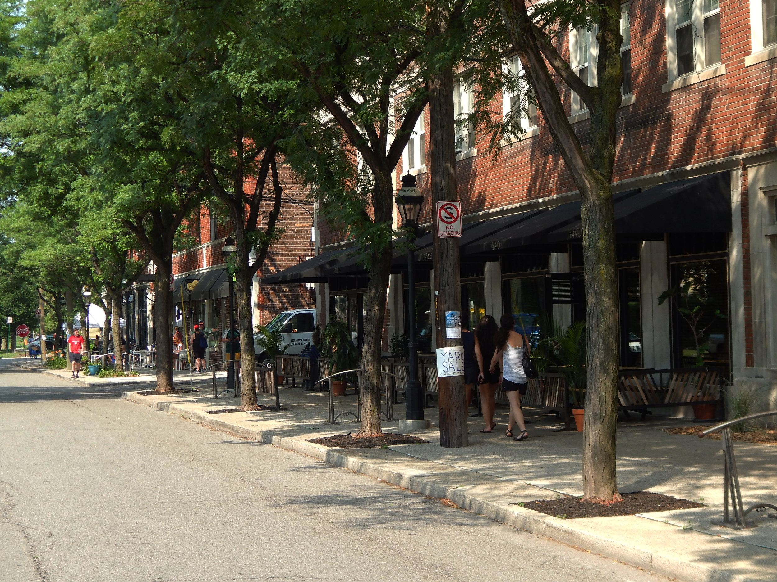 Detroit Neighborhoods West Village