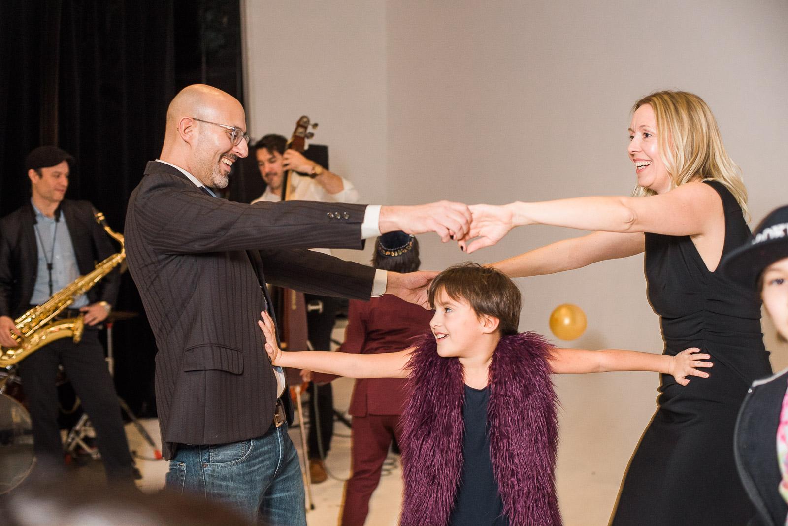 Copy of Parents dancing/Bat mitzvah photographers