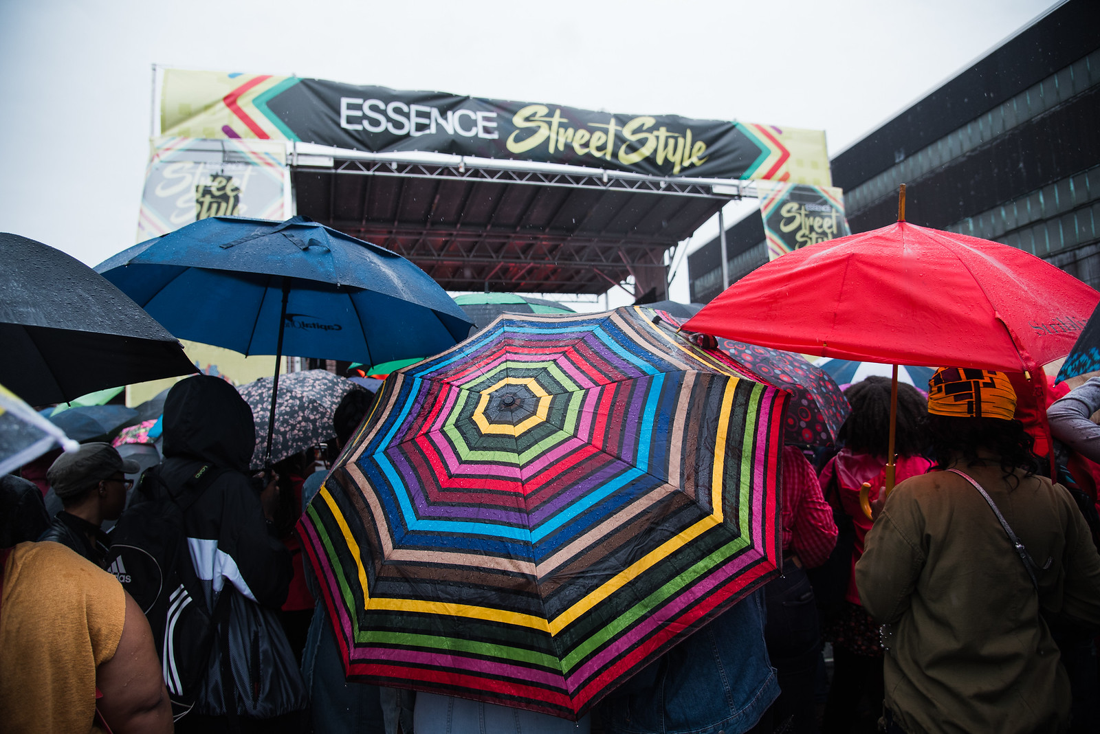 Essence Street Style 2018 at Navy Yards
