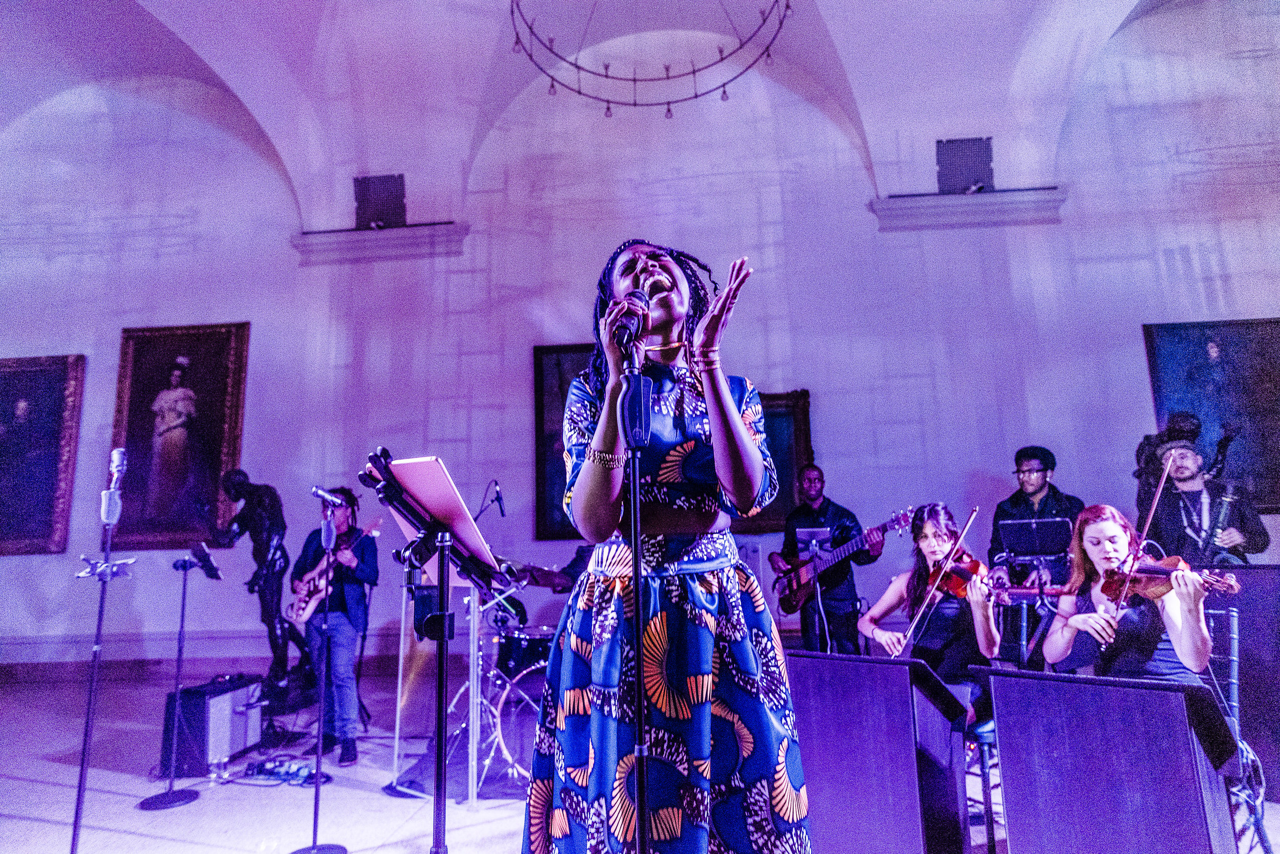 The Brooklyn Artists Ball at Brooklyn Museum 2017.