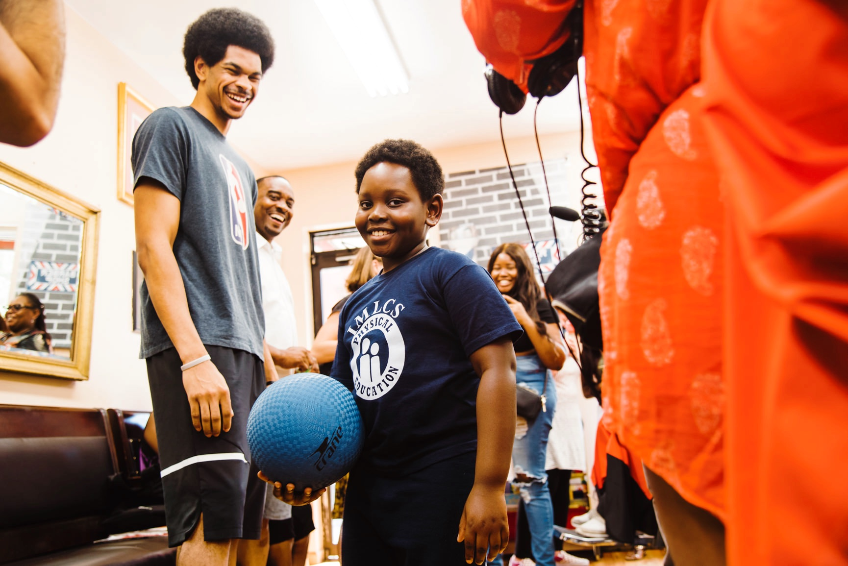 BROOKLYN NETS PLAYER JARRETT ALLEN TO PROVIDE BACK-TO-SCHOOL HAIRCUTS FOR BROOKLYN CHILDREN 8/30