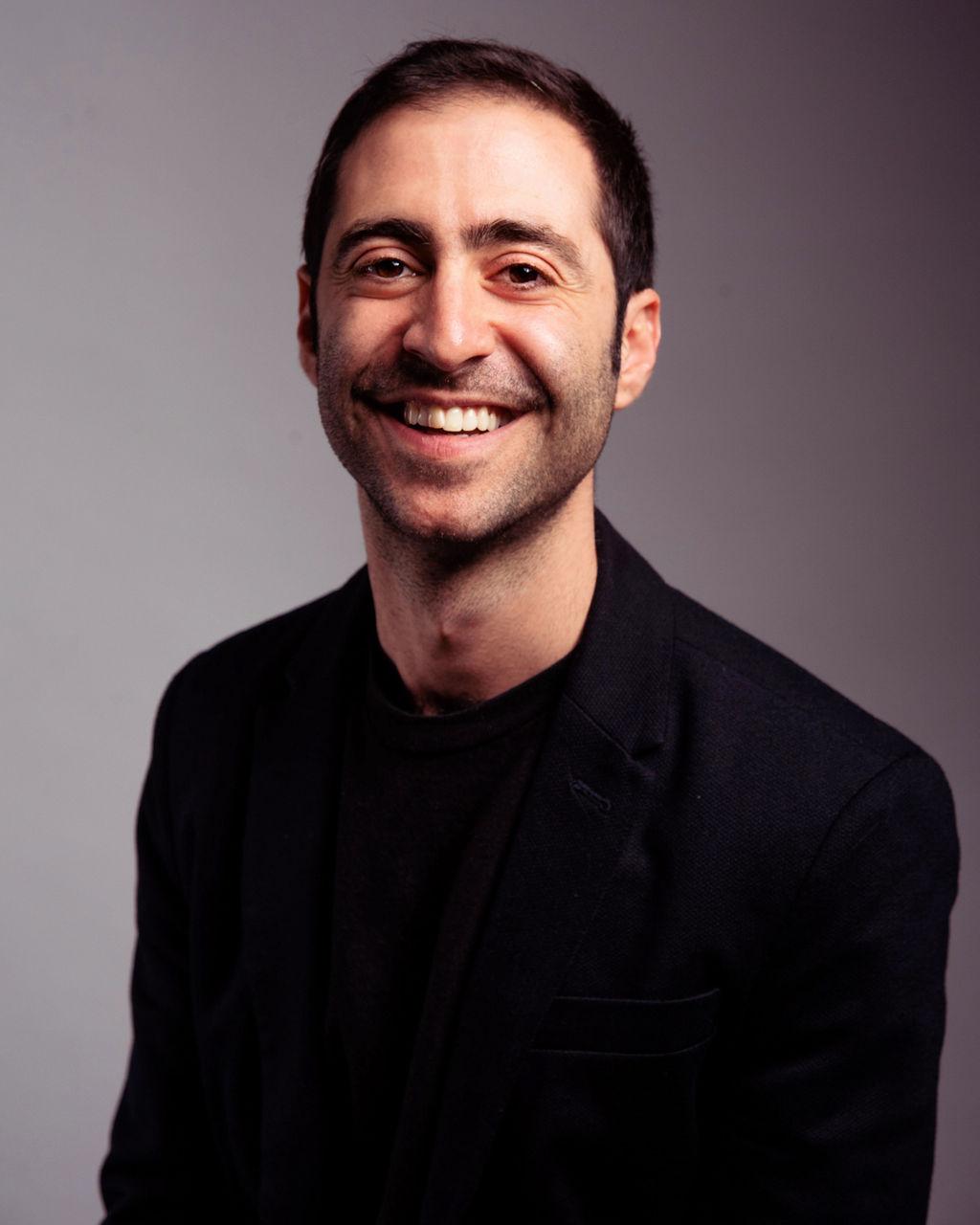 Amer Jandali Branding Portraits