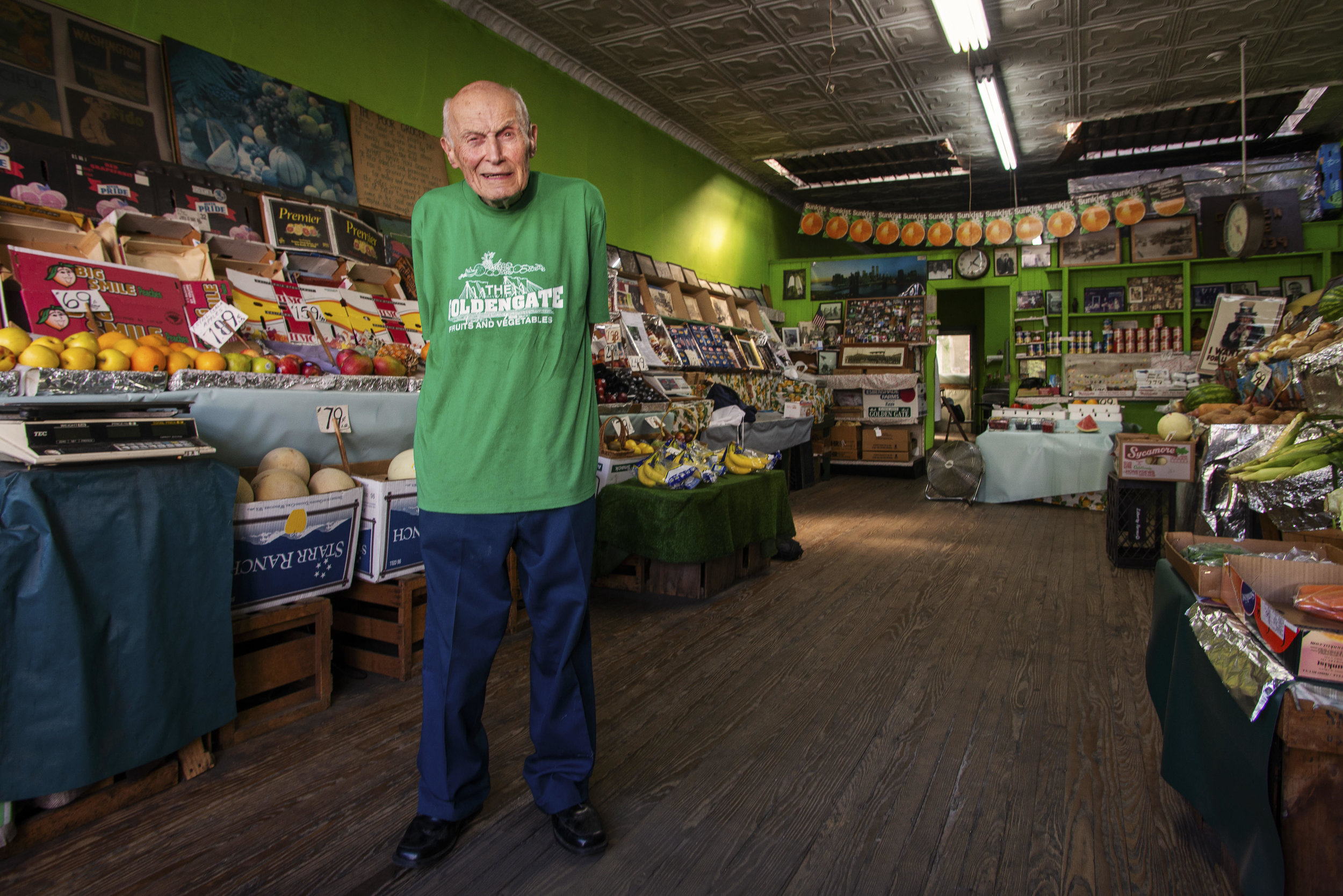 Owner of GoldenGates grocer on Flatbush Avenue