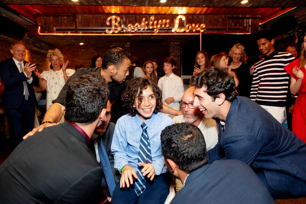 Levi's Bar Mitzvah at Deity - 6.8.19