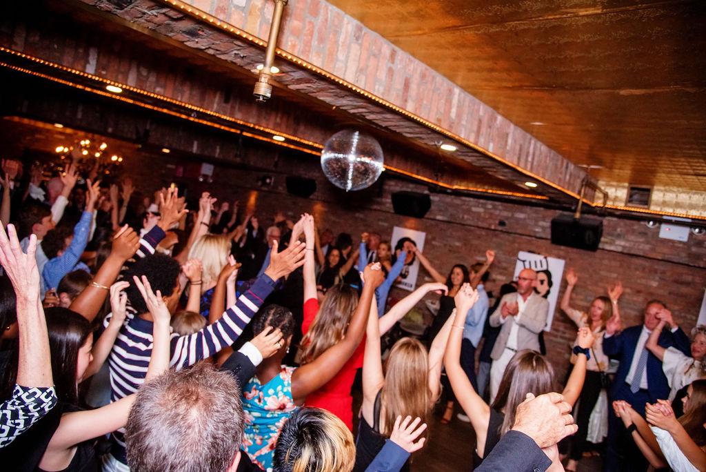 Levi Stein Bar Mitzvah at Deity Event Space
