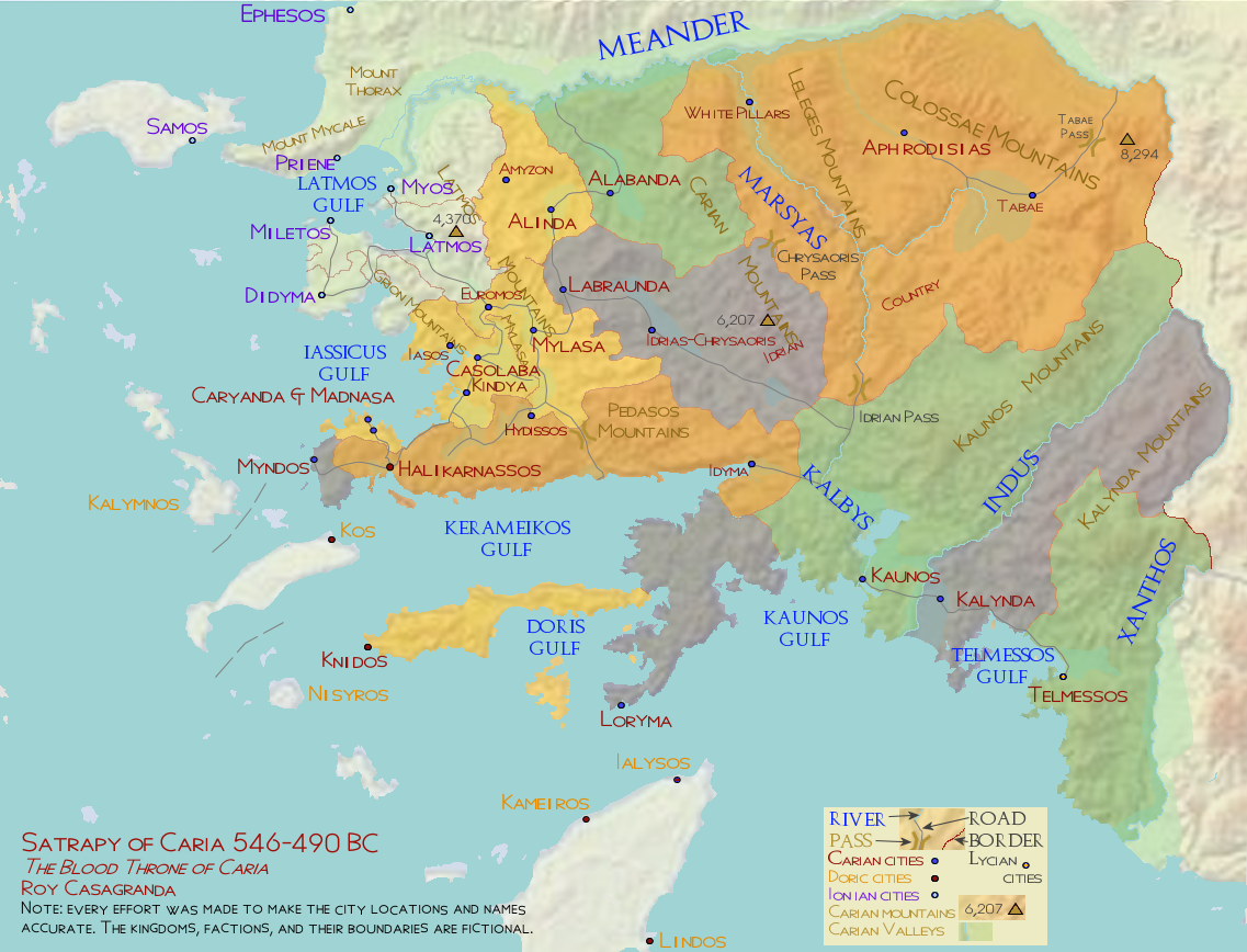 CLICK to see map in 485 BC