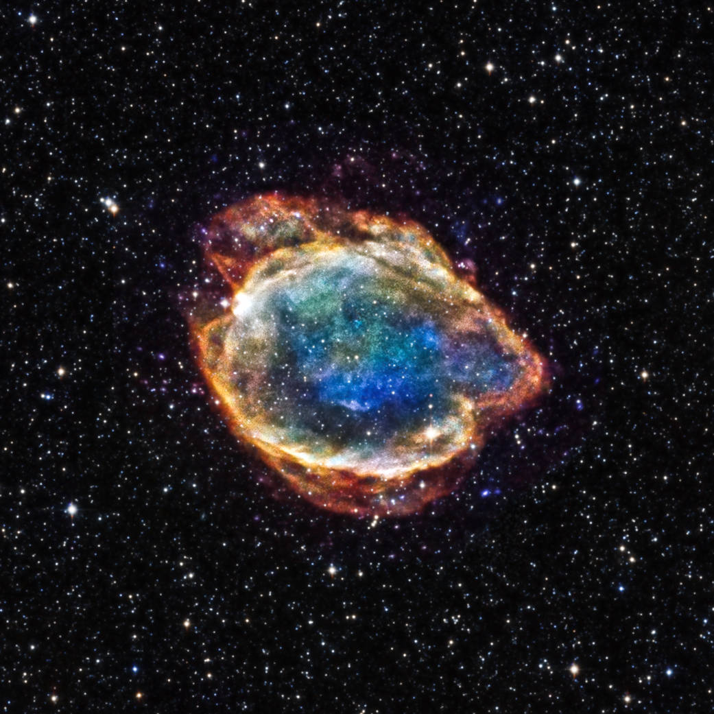 An image of G299, a remnant supernova, from NASA,  https://www.nasa.gov/sites/default/files/thumbnails/image/g299.jpg