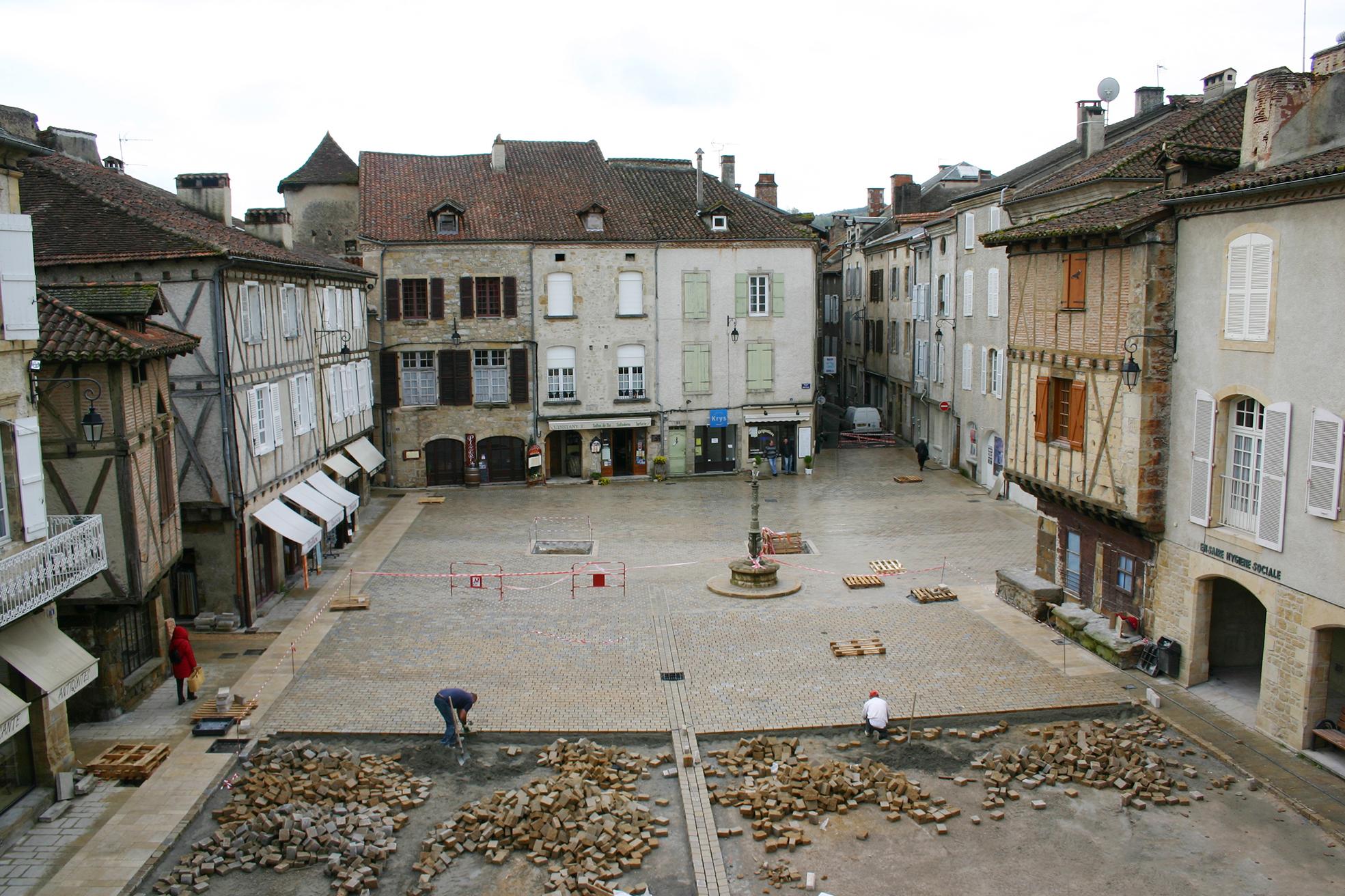 Ville de Saint-Céré