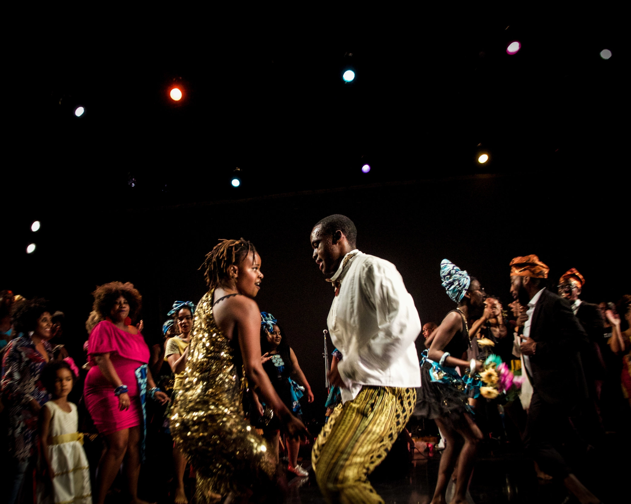 11.17 & 18 | 8PMThe Show- San Francisco - What Had Happened Was…An Afro Urban MusicalA hot-blooded piece of dance, storytelling, afrobeats, blues, dancehall, soukous, & visuals!Dance Mission Theater: 3316 24th Street, SF