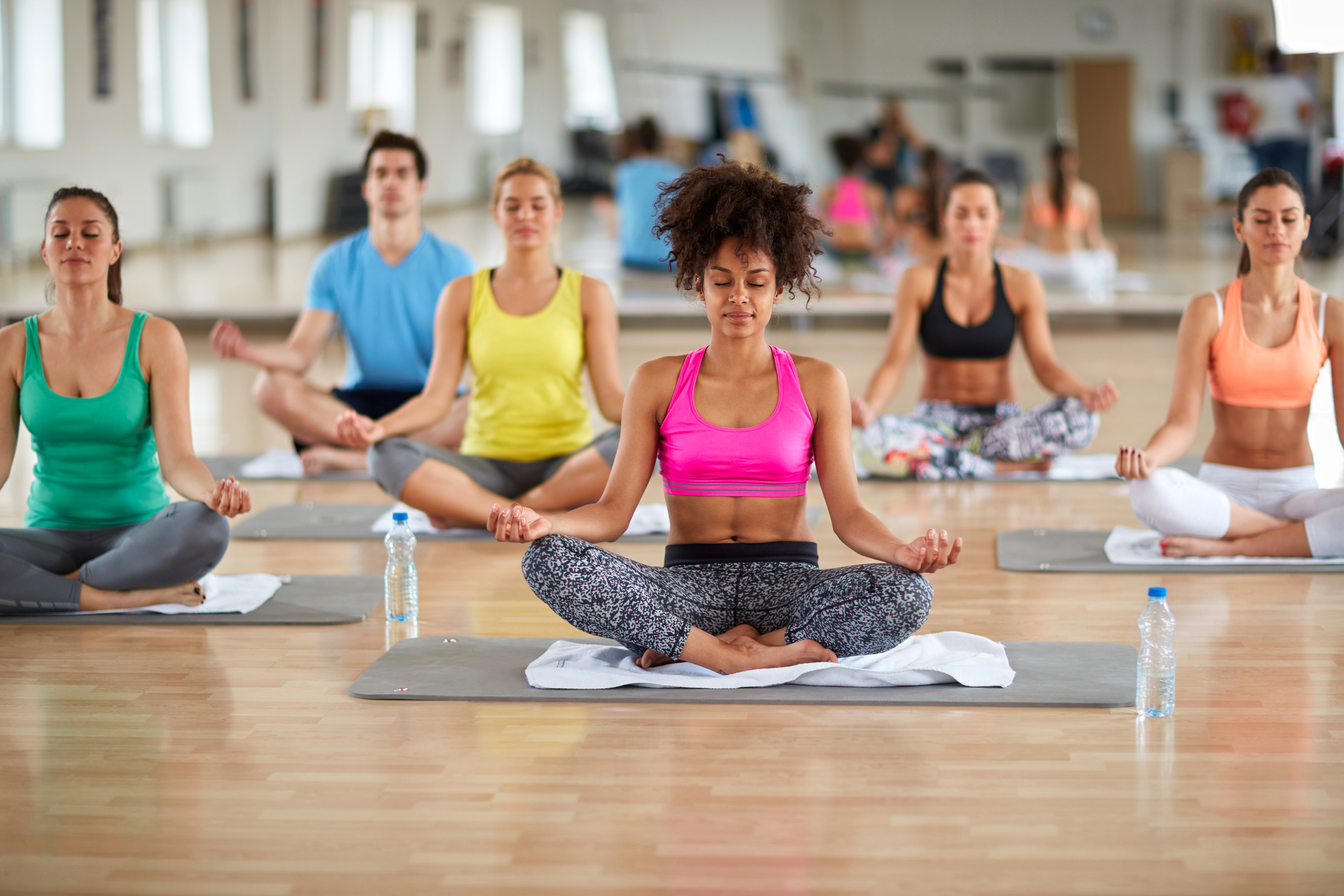 Shellbank Fitness Center -