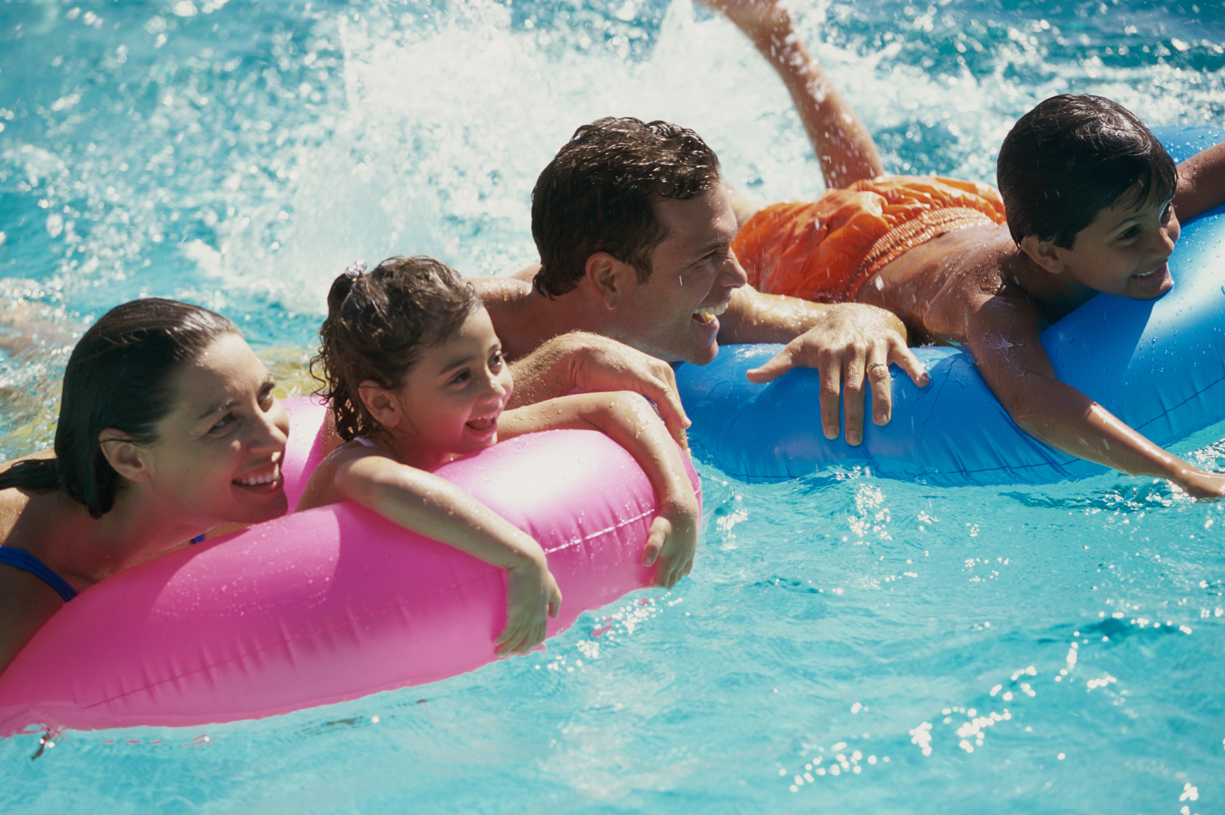 Outdoor Pools -