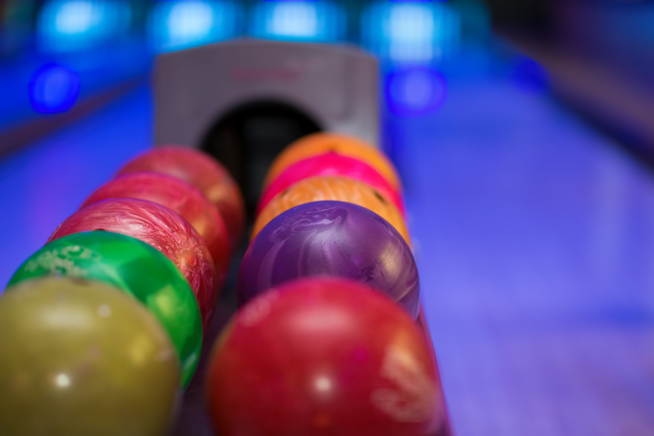 Bowling Center -