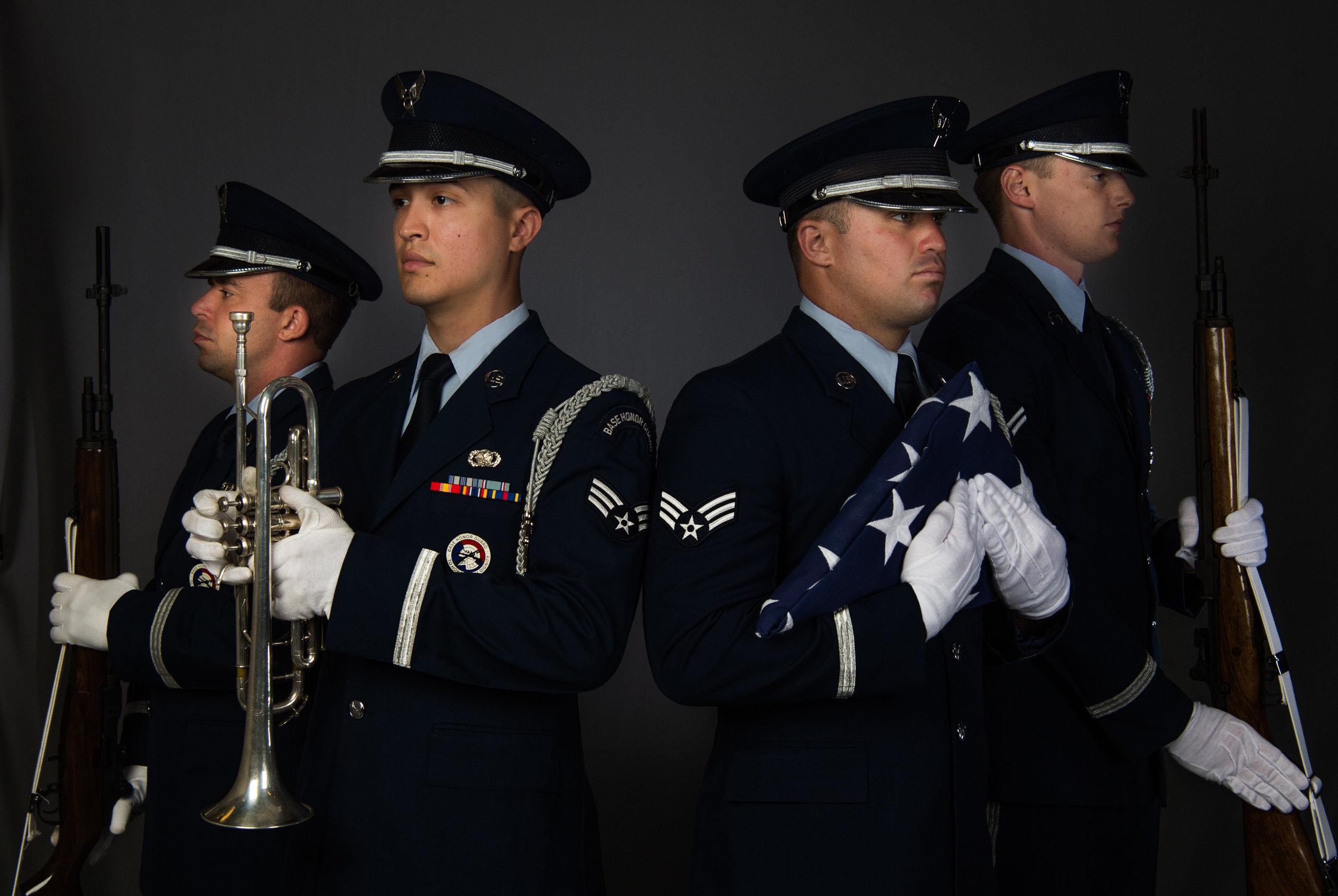 Honor Guard -