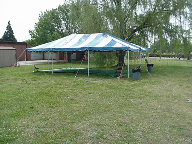20 x 30 All Purpose Canopy