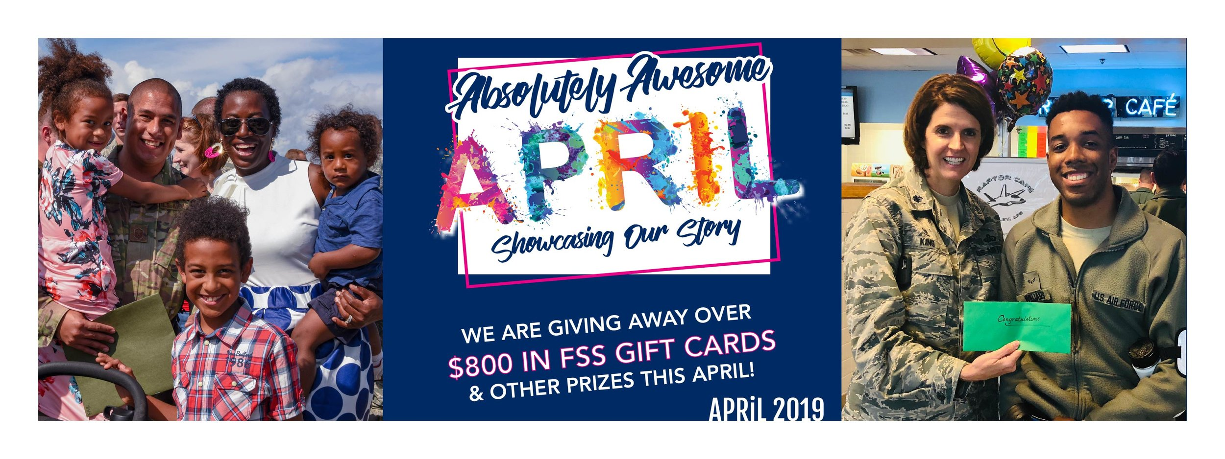 Absolutely Awesome April