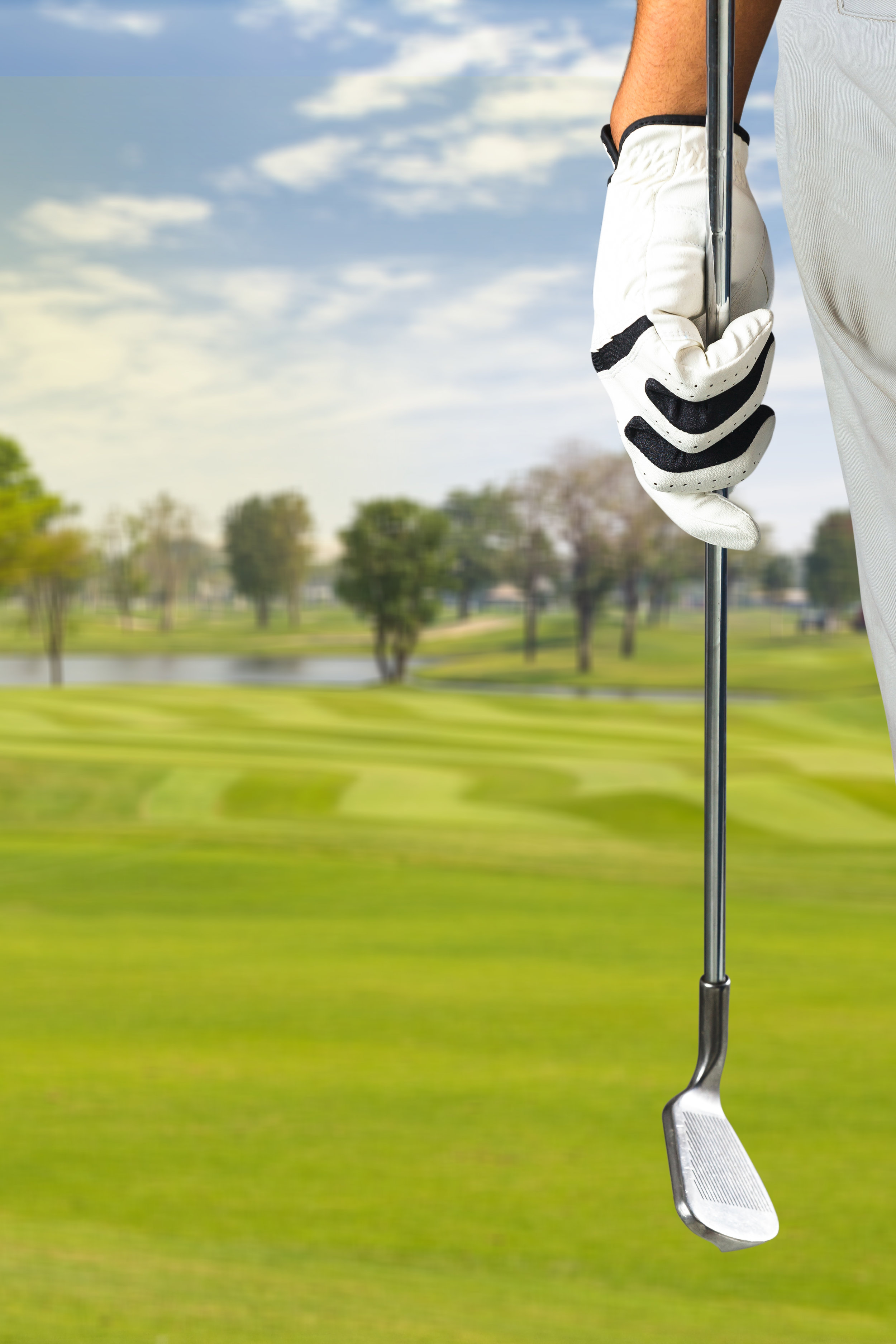 Golf Player Holding Club.jpg
