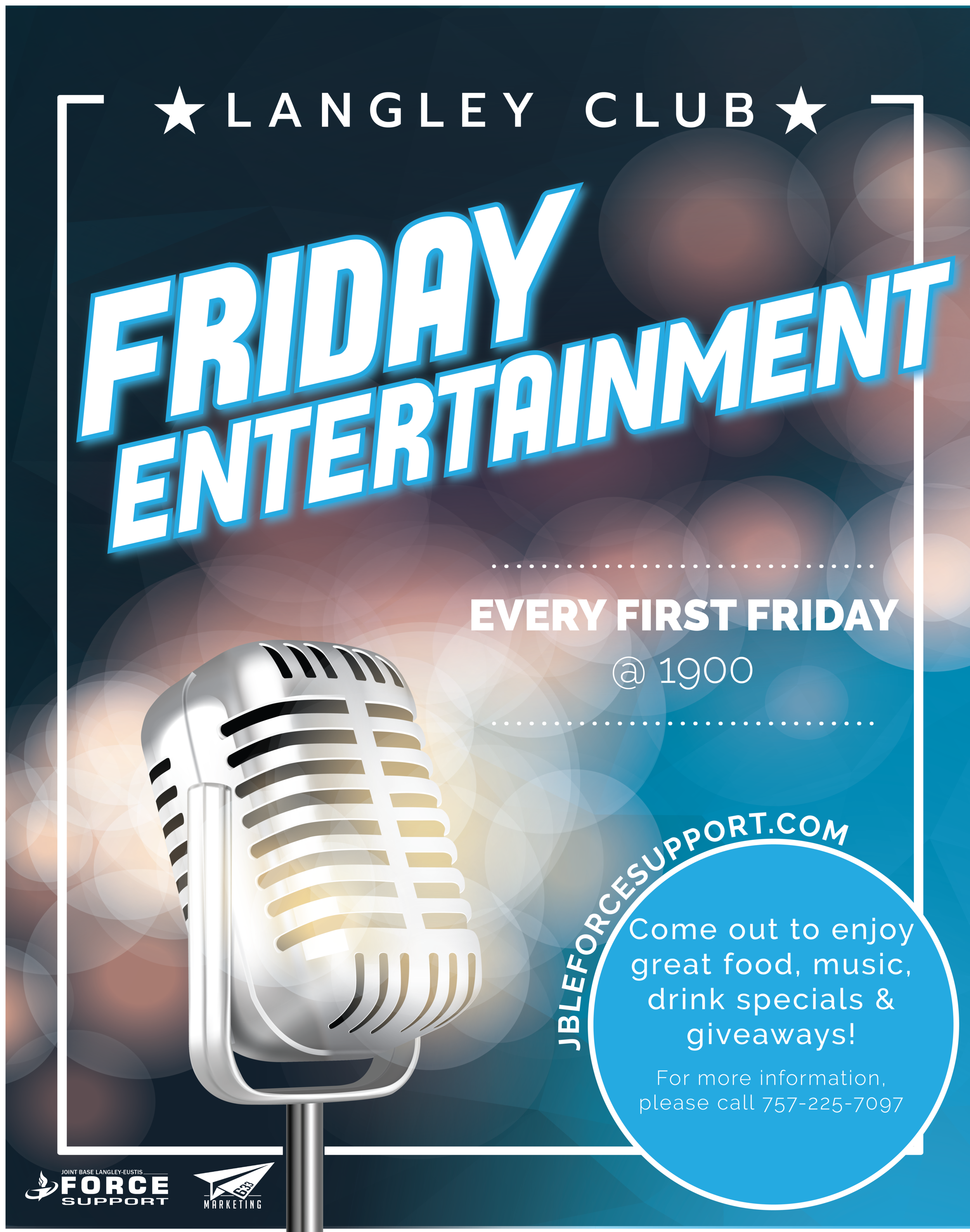First Friday Friday Entertainment Poster.png
