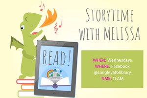 Storytime with Melissa