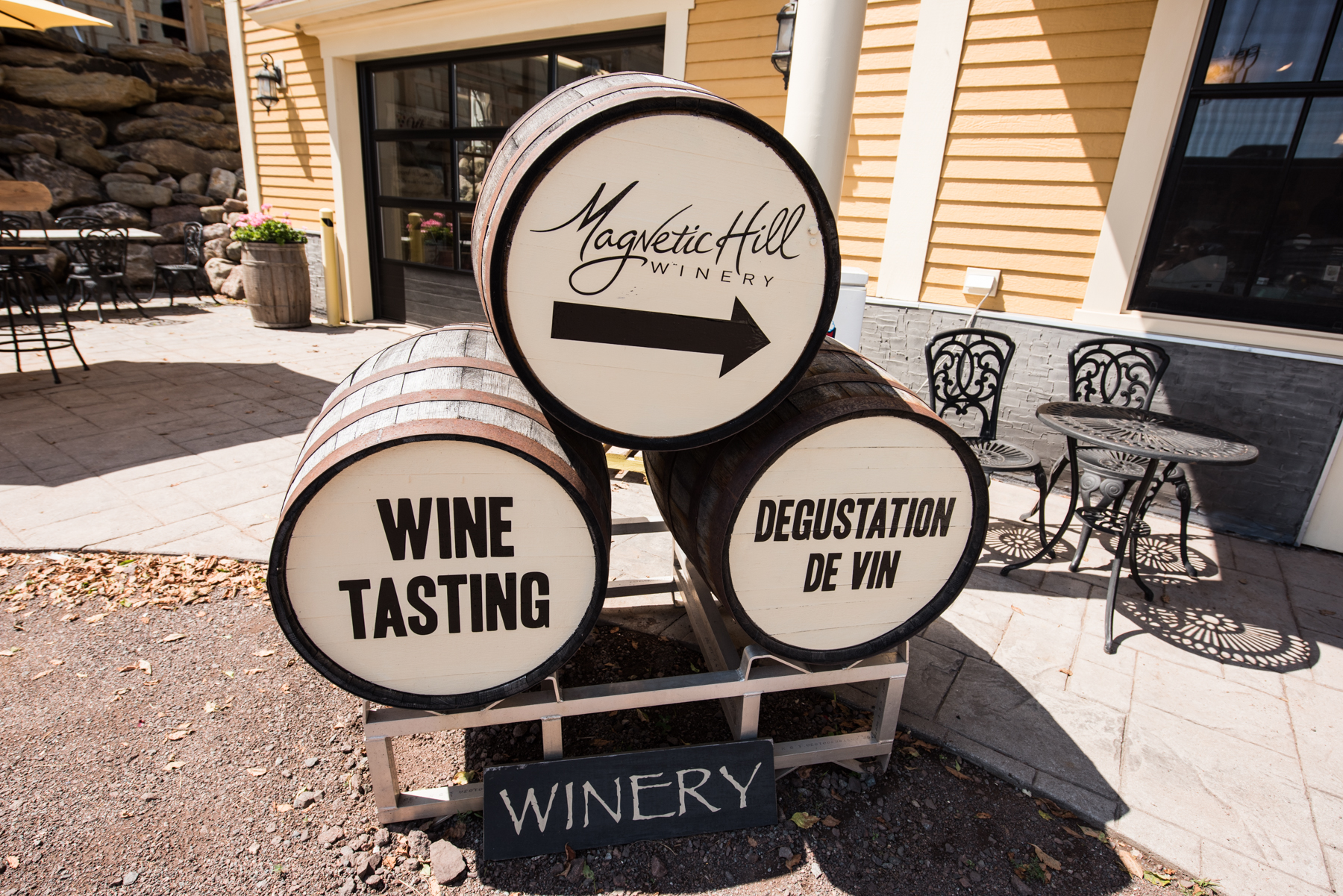 Copy of Magnetic Hill Winery - Récolte de Chez Nous - Really Local Harvest