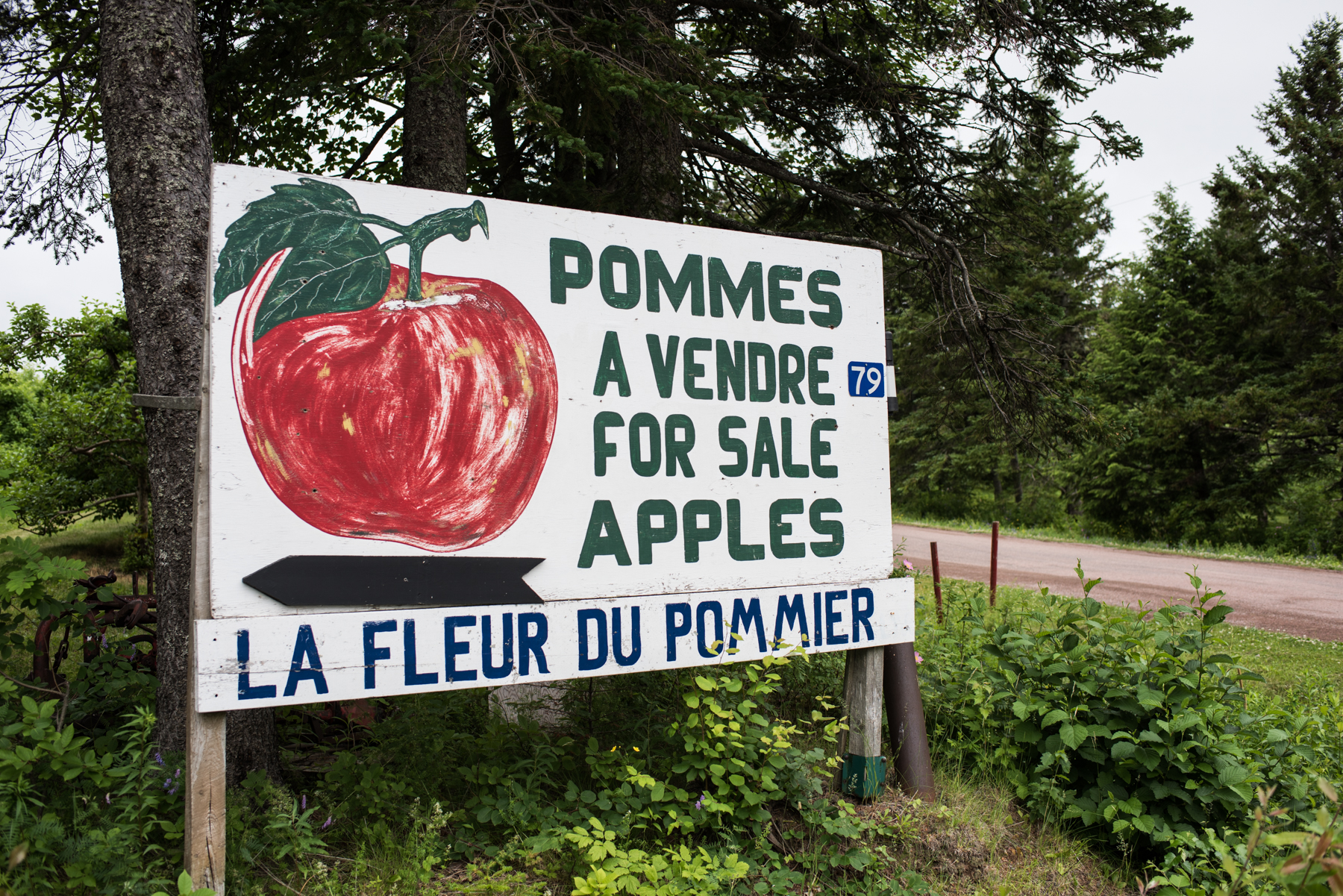 Copy of La Fleur du Pommier - Récolte de Chez Nous - Really Local Harvest