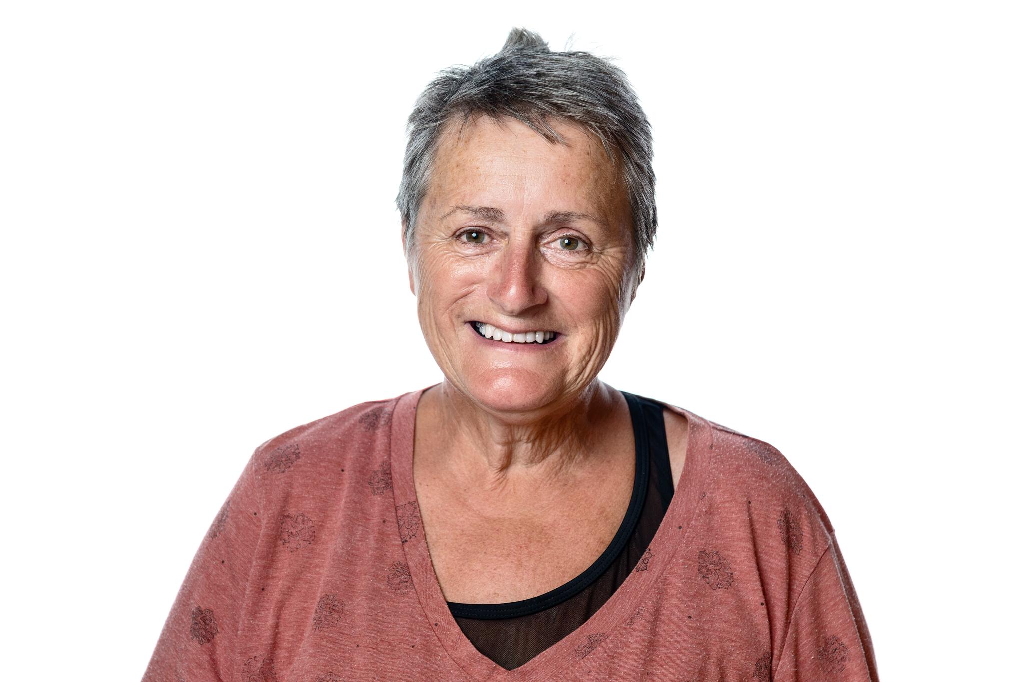 Bernadette Goguen, directrice