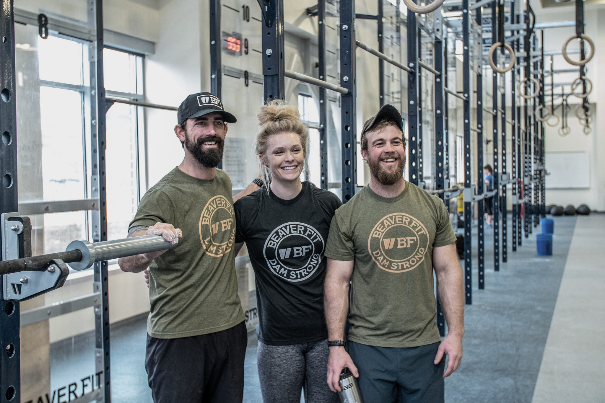 Team members at The University of Nevada, Reno