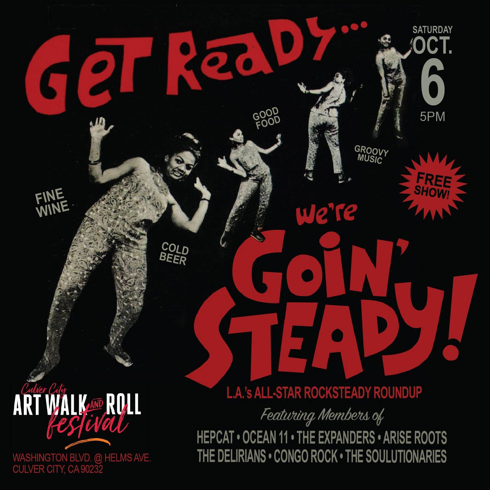 Goin Steady - SKA