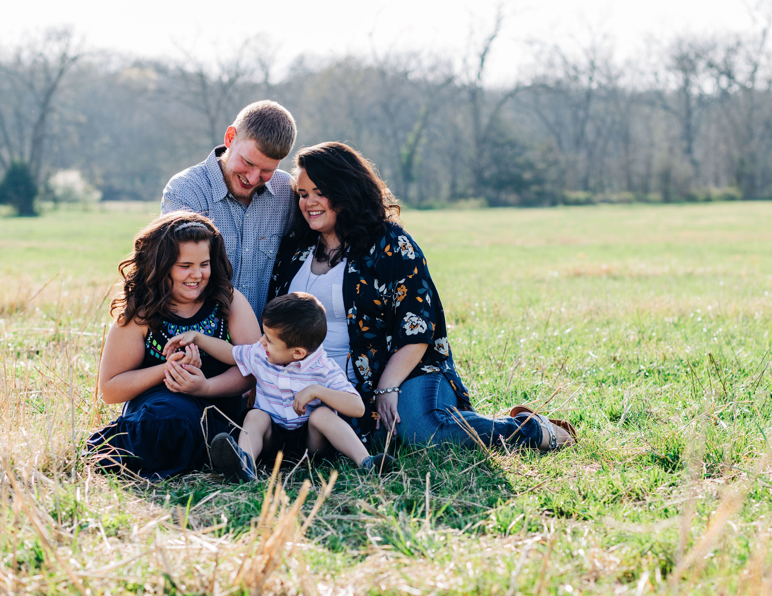 """hale family - """"If y'all need a photographer that captures precious moments like this please shoot her a message!!! I'm so happy with how everything turned out! She did an amazing job and I can't thank her enough!!!!"""""""