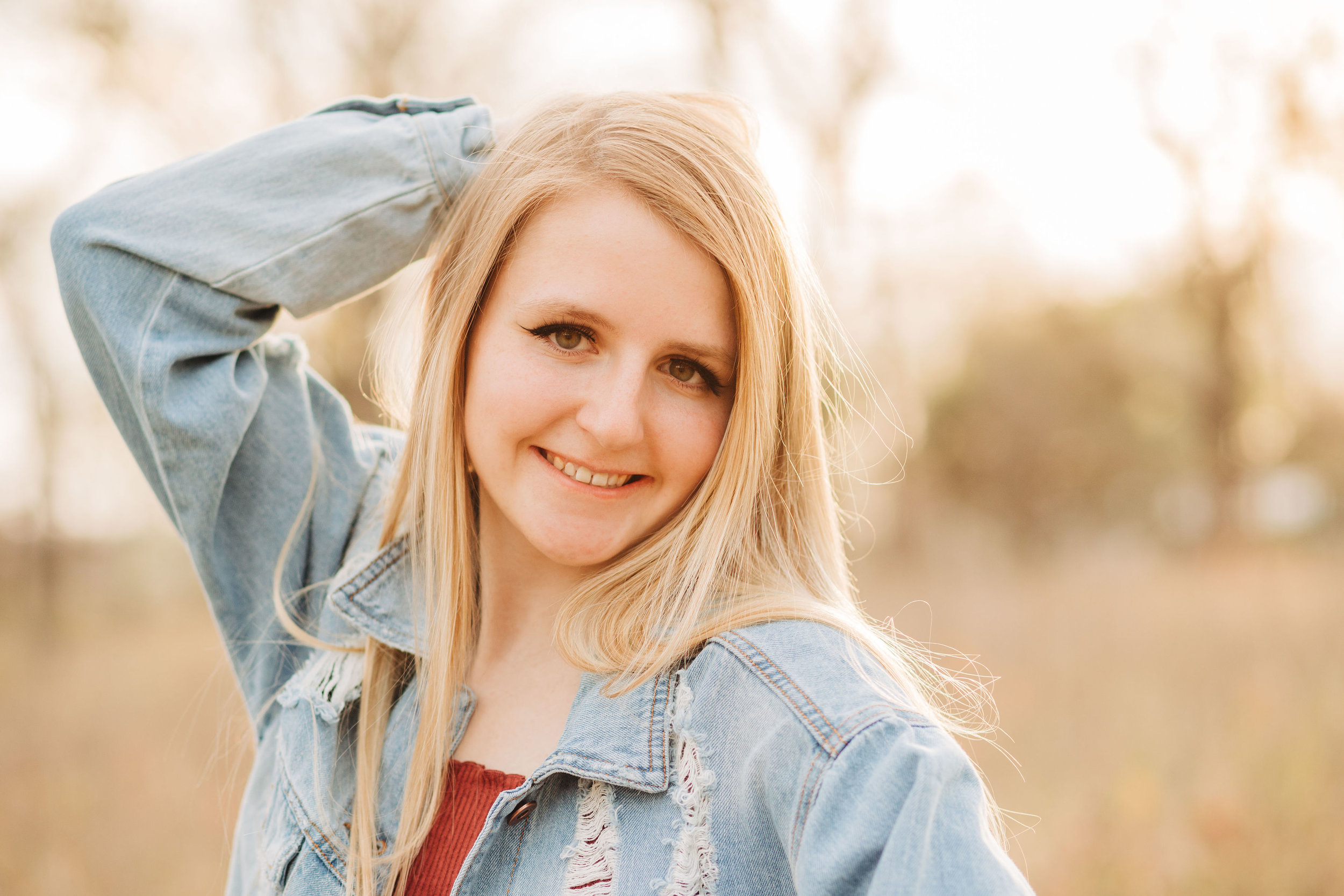 """Kellyn's Mom - """"Courtney took senior pictures for my daughter. She really made the session fun which allowed my daughter to relax. The result was phenomenal. So pleased with the pictures and the entire experience!"""""""