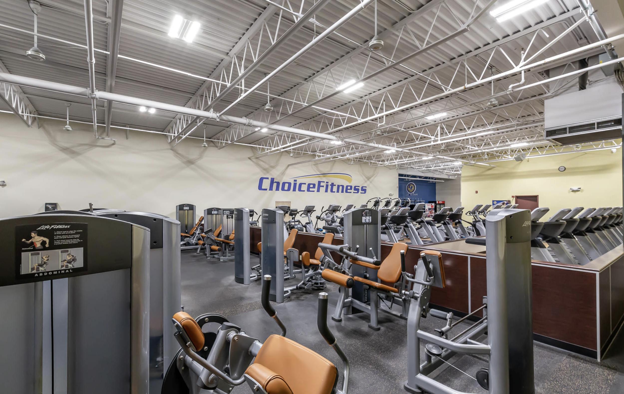 Choice Fitness