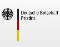 - German Embassy PrishtinaAmbasada Gjermane Prishtinë